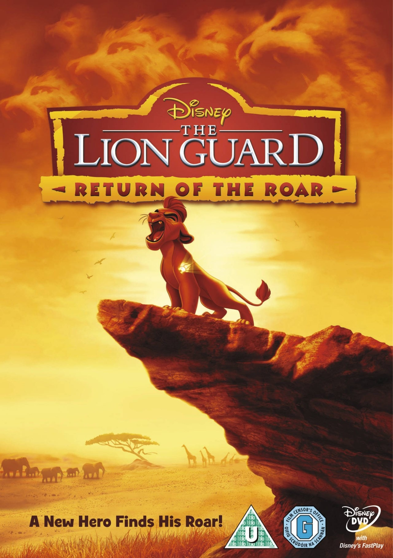 The Lion Guard - Return of the Roar - 1