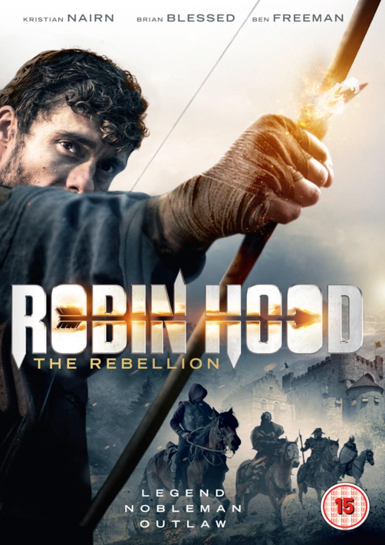 Robin Hood: The Rebellion - 1