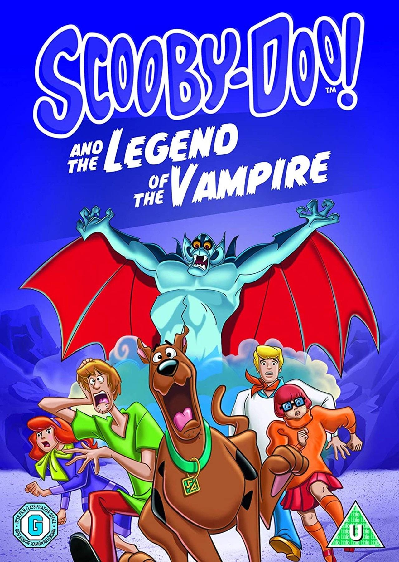 Scooby-Doo: The Legend of Vampire Rock - 1