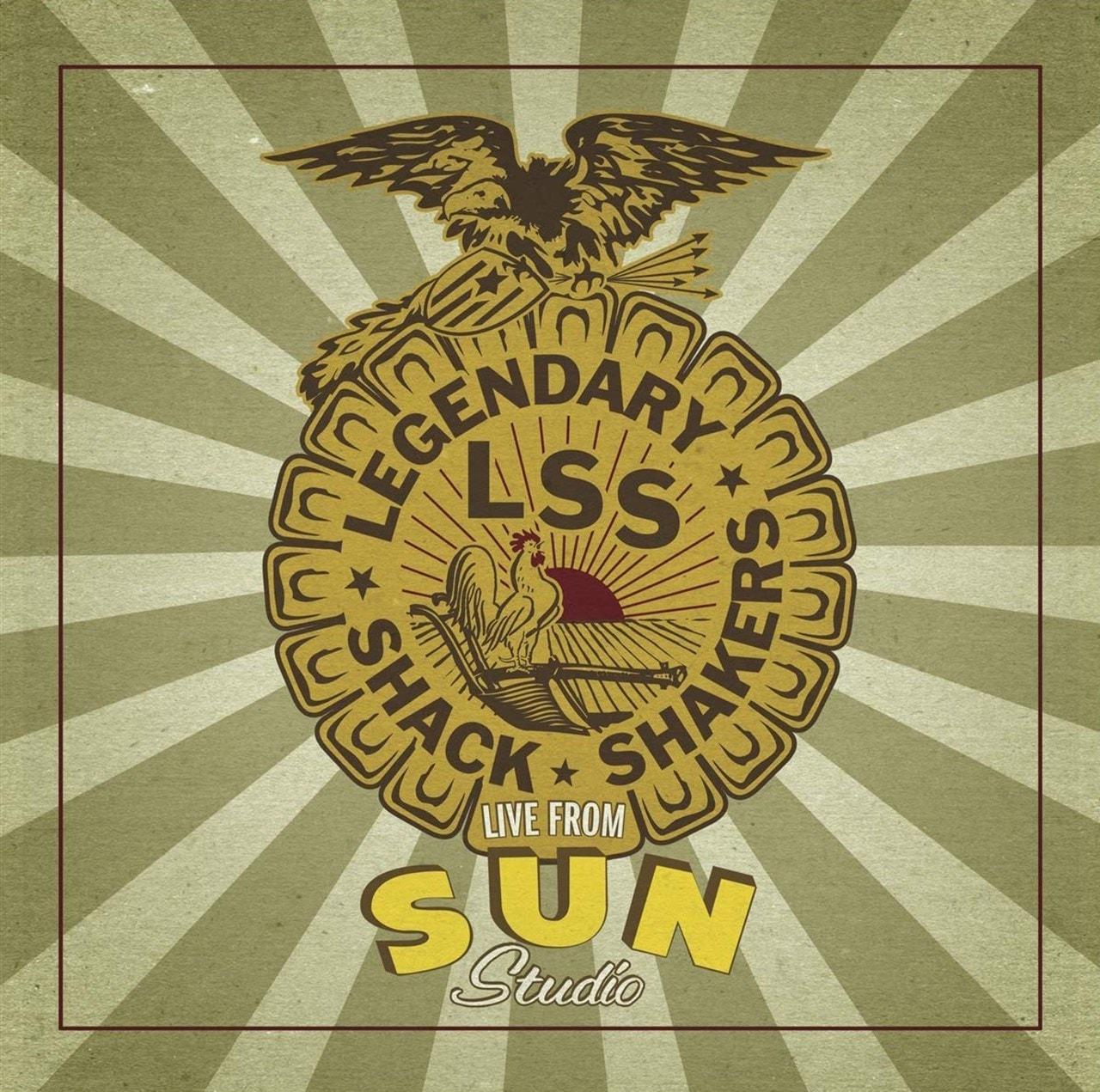 Live from Sun Studio - 1