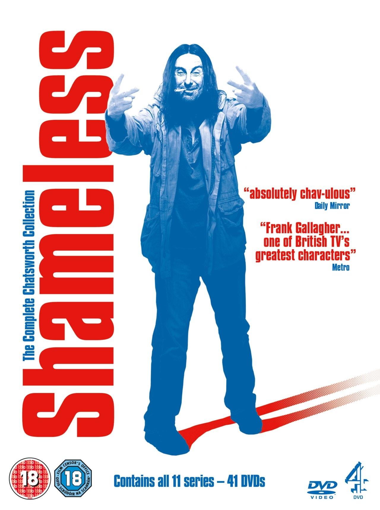 Shameless: Series 1-11 - 1