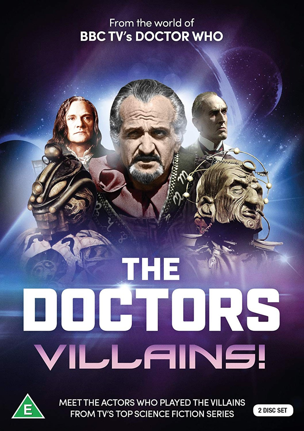 The Doctors - Villains! - 1