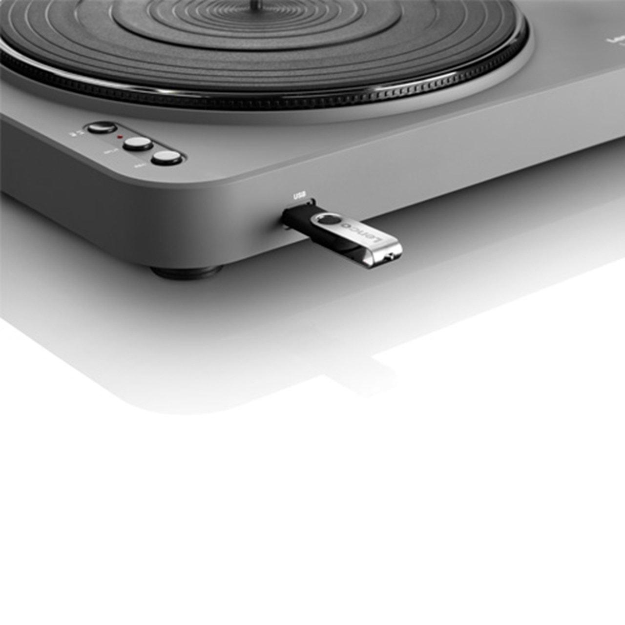 Lenco L-85 Grey USB Turntable - 3