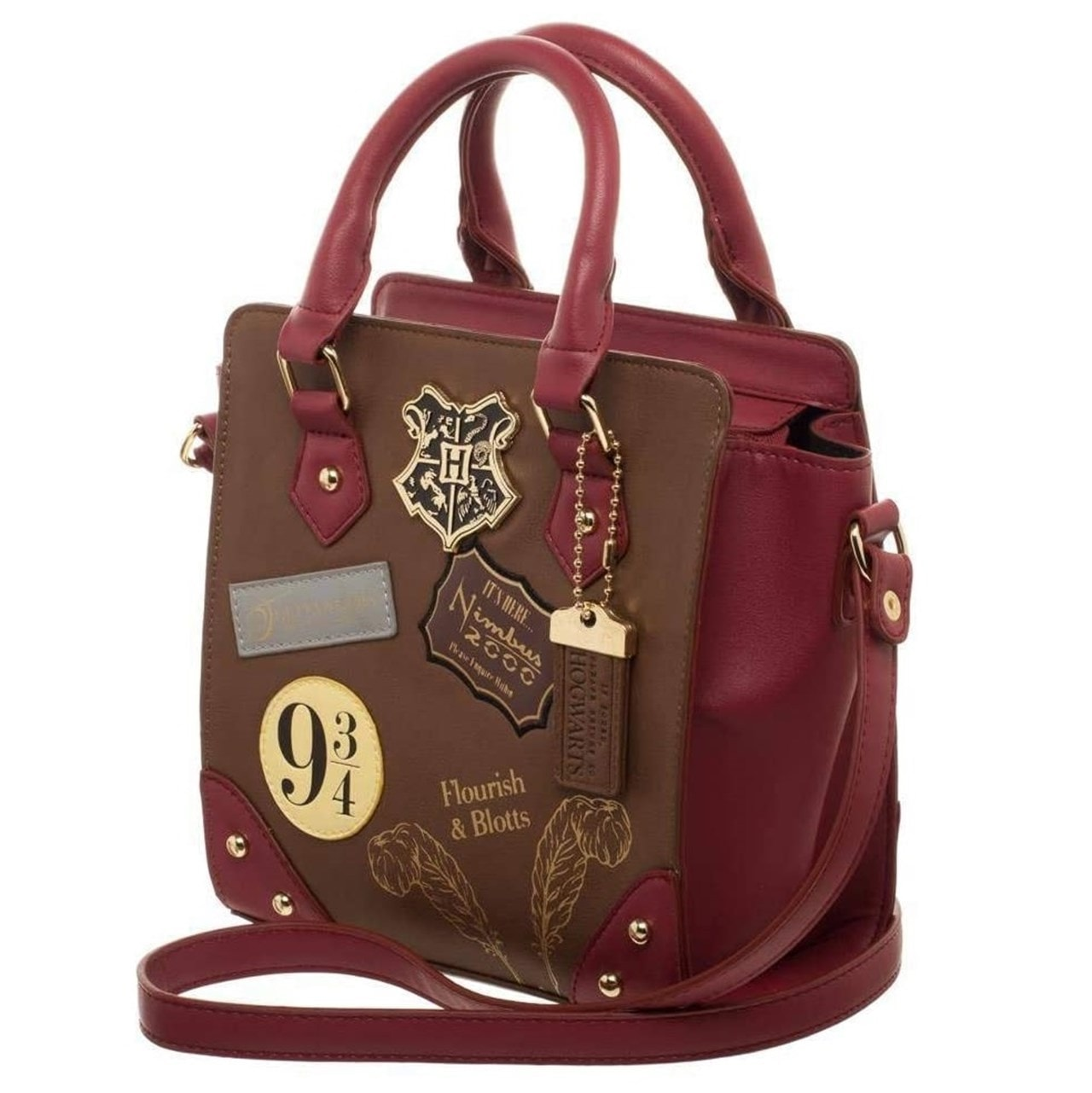 Harry Potter: Hogwarts Express 9 3/4 Handbag - 2