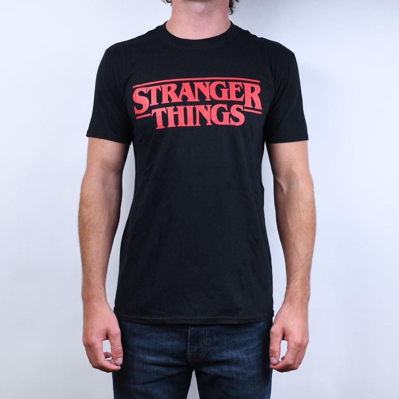 Stranger Things: Original Logo (hmv Exclusive) (Large) - 2
