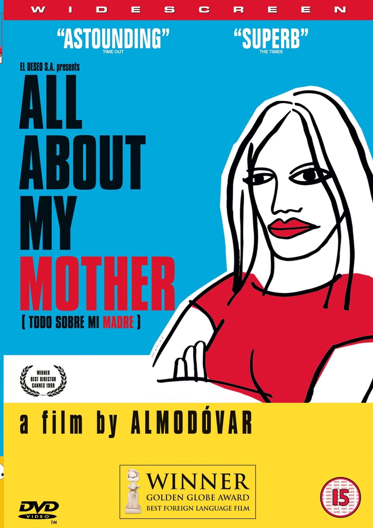 All About My Mother - 1