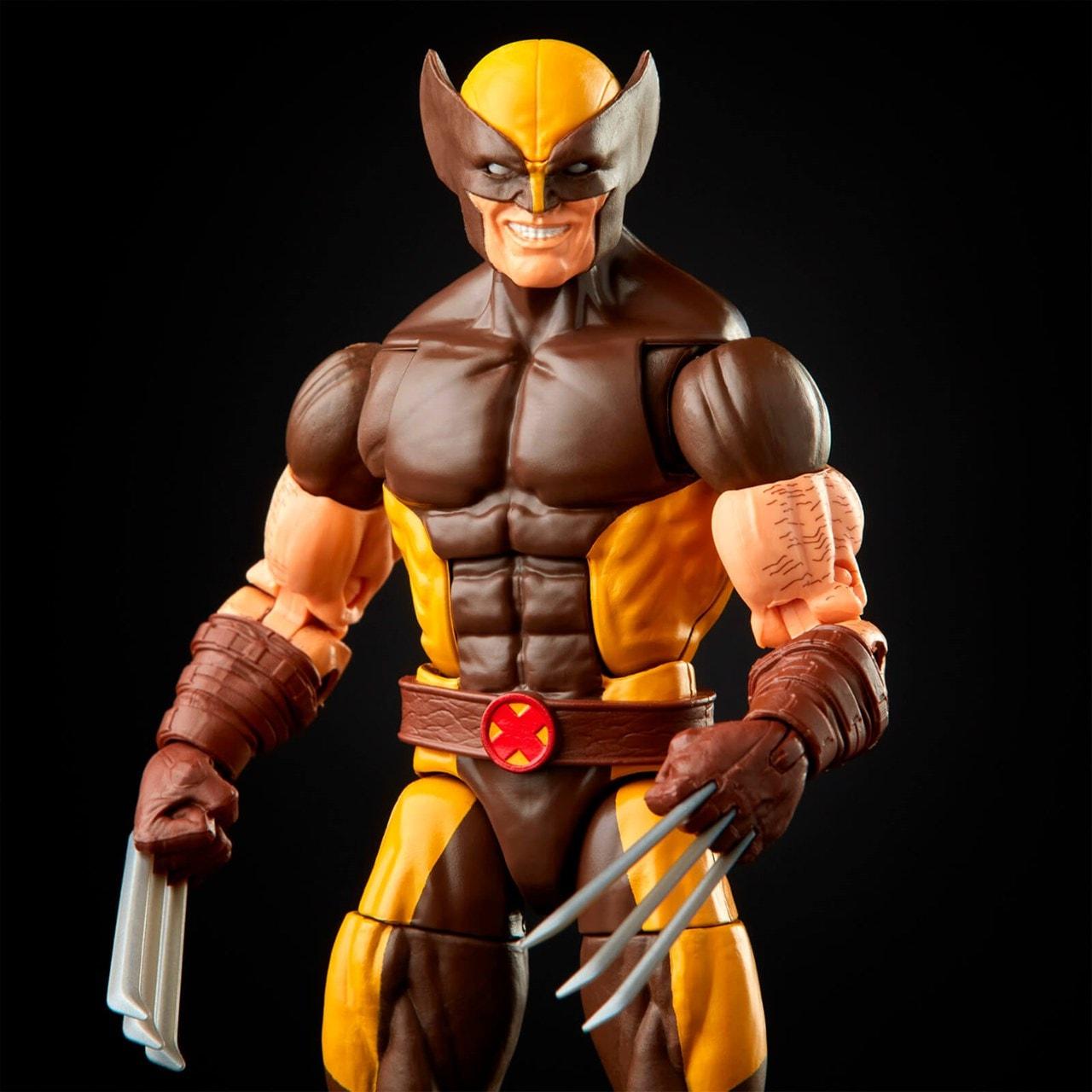 Marvel Legends Series X-Men Wolverine Action Figure - 5