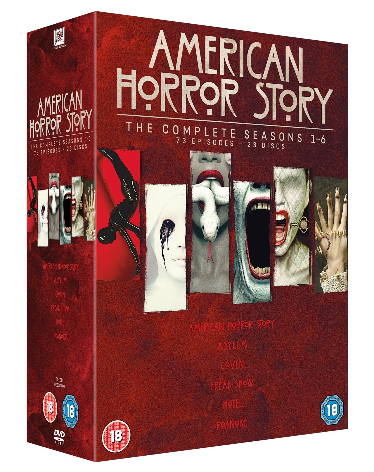 American Horror Story: The Complete Seasons 1-6 - 2