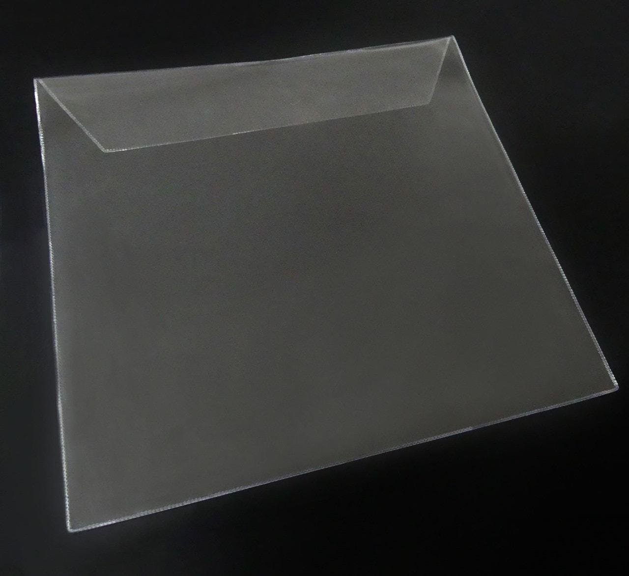Lasgo PVC Vinyl Sleeve (Single) - 1