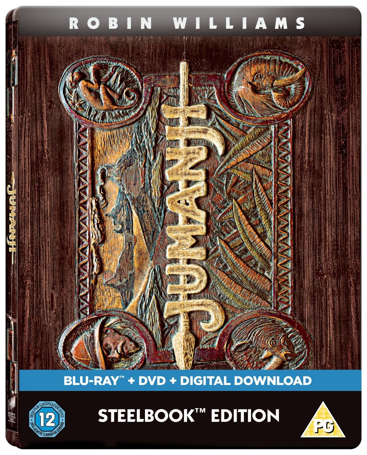 Jumanji (hmv Exclusive) - 2