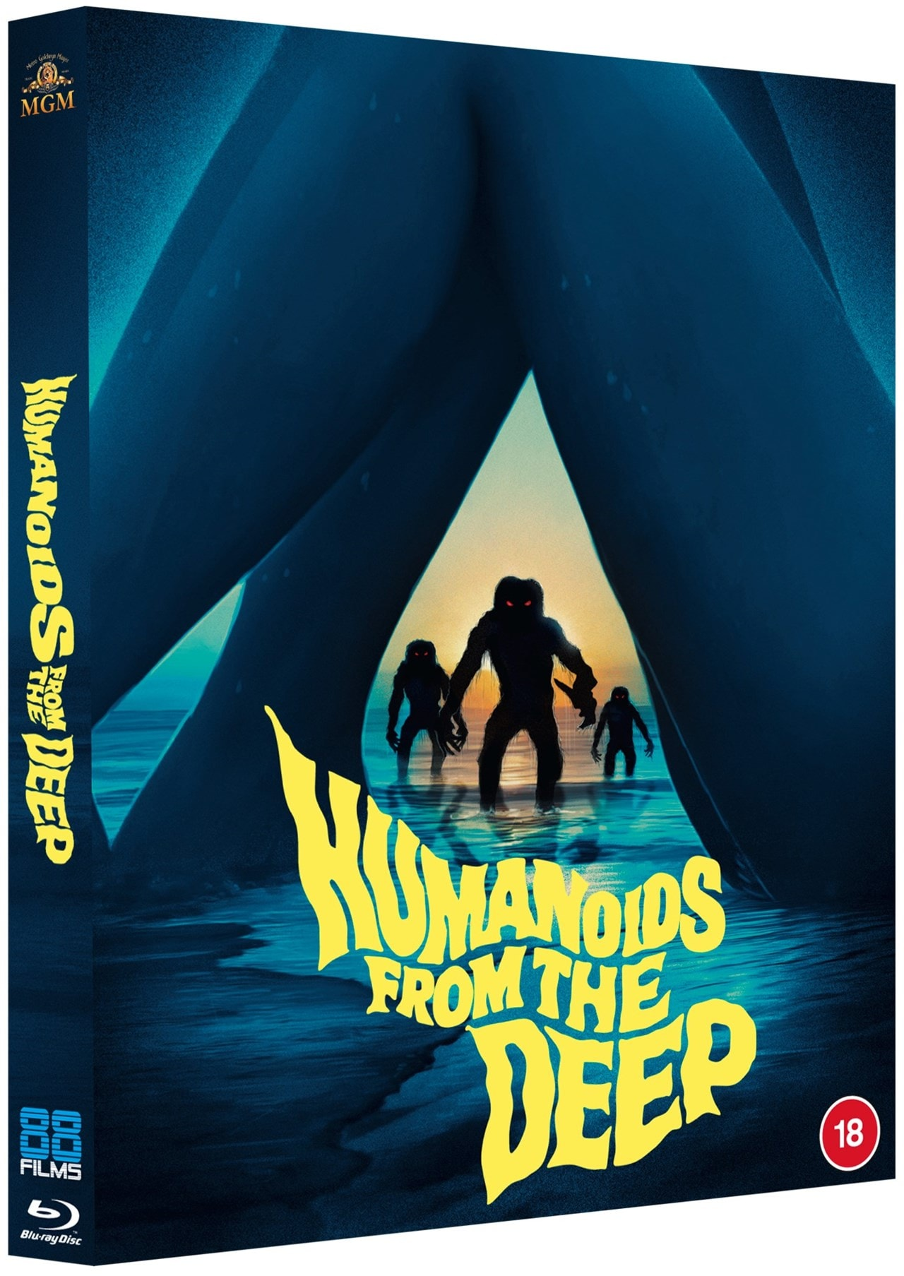 Humanoids from the Deep - 2