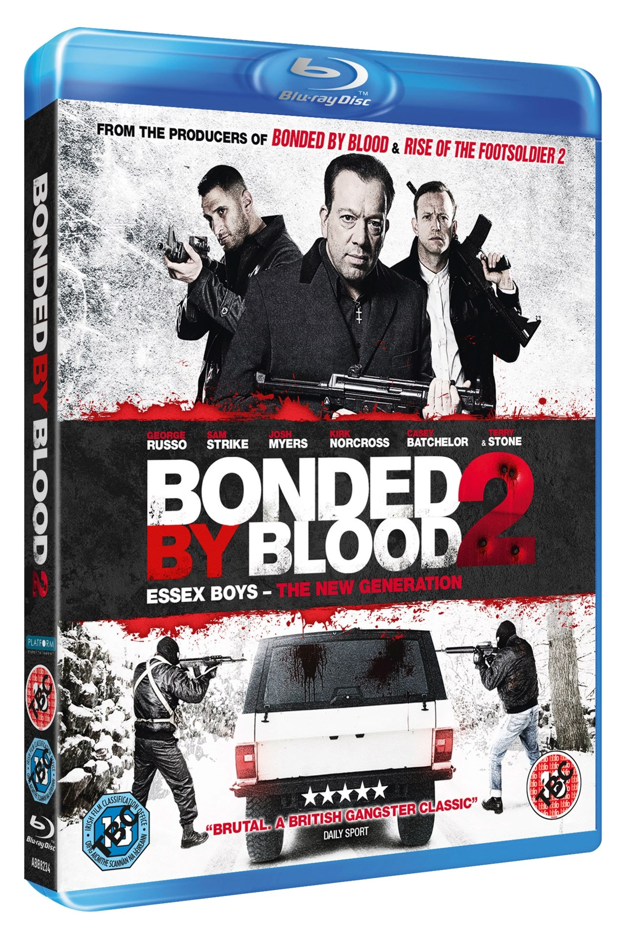 Bonded By Blood 2 - The Next Generation - 2