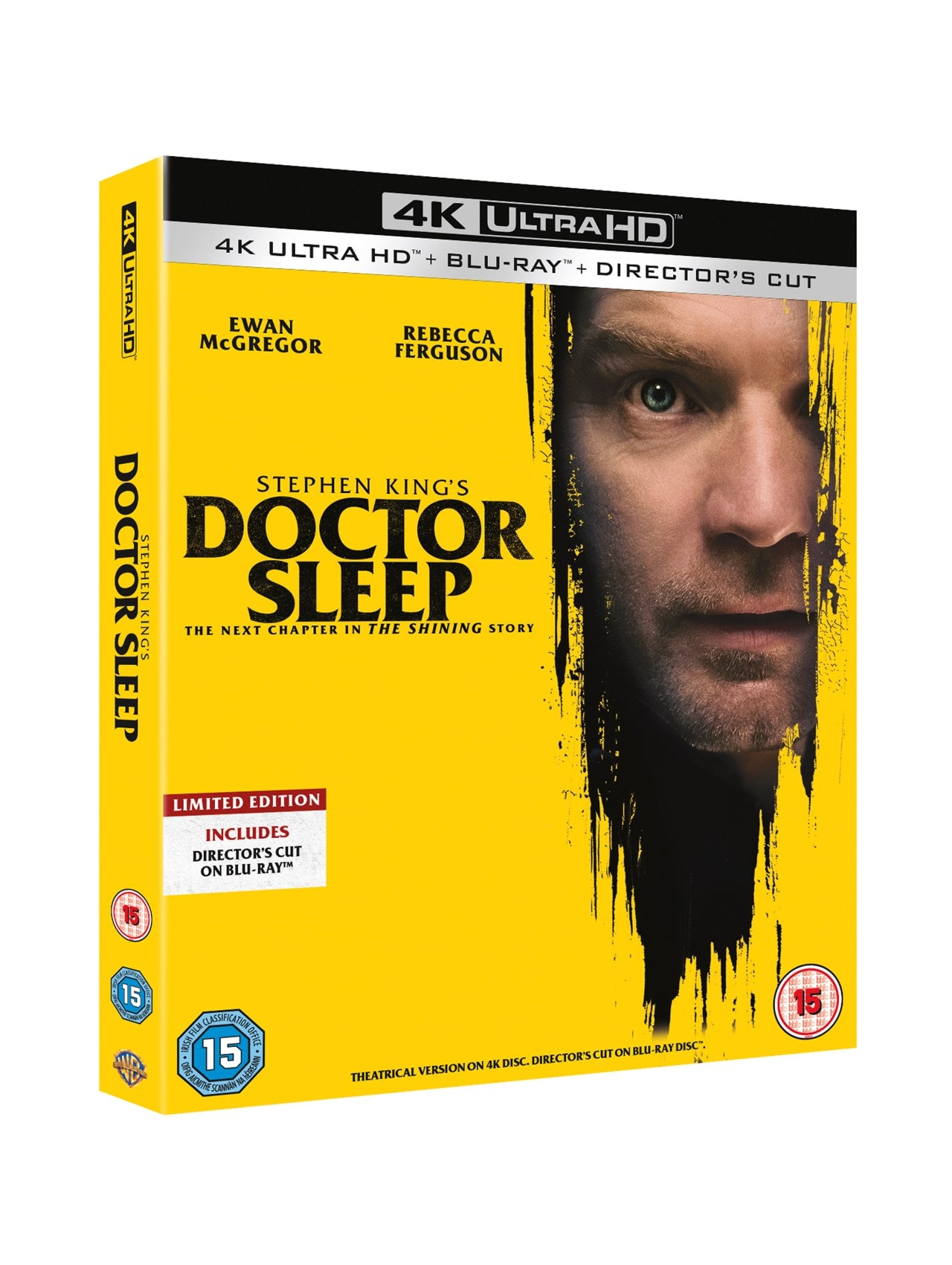 Doctor Sleep: Limited Edition 3-Disc Director's Cut - 2