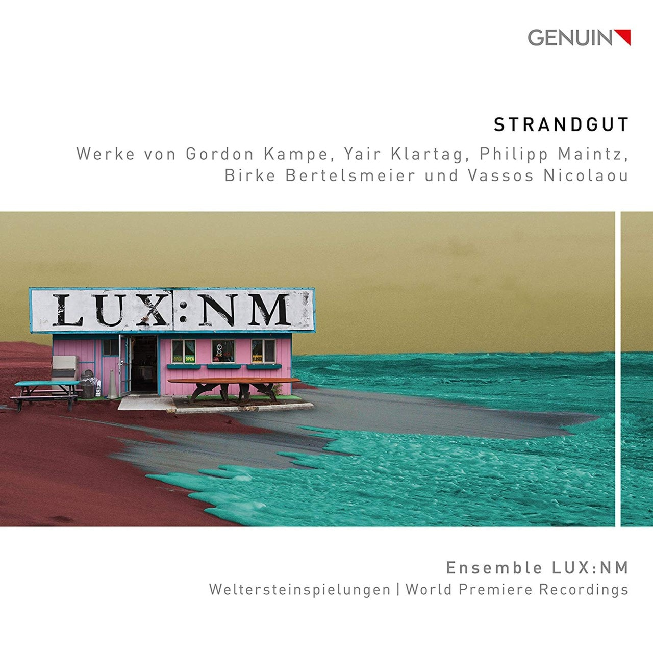 Ensemble LUX:NM: Strandgut - 1