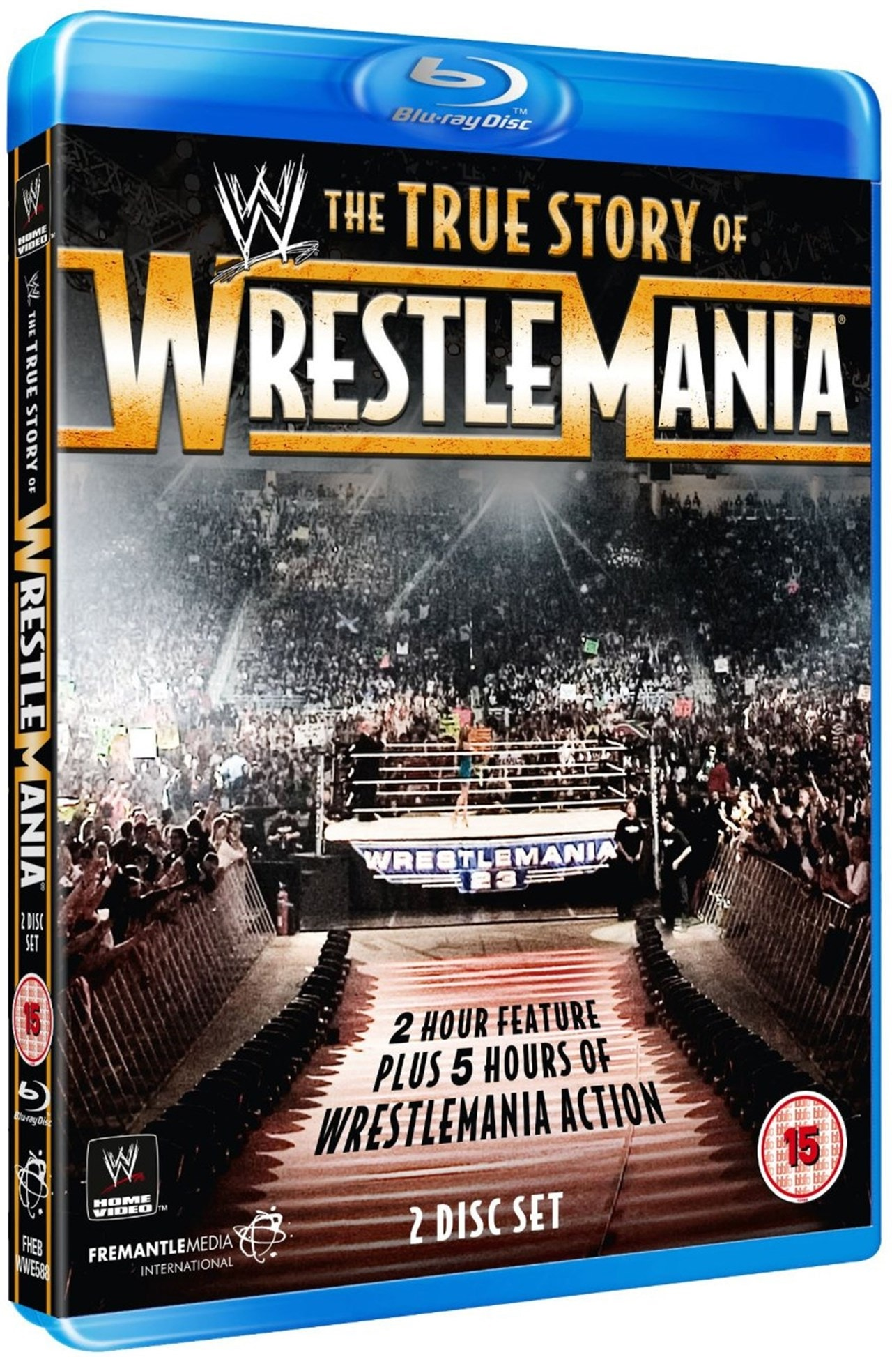 WWE: The True Story of WrestleMania - 2