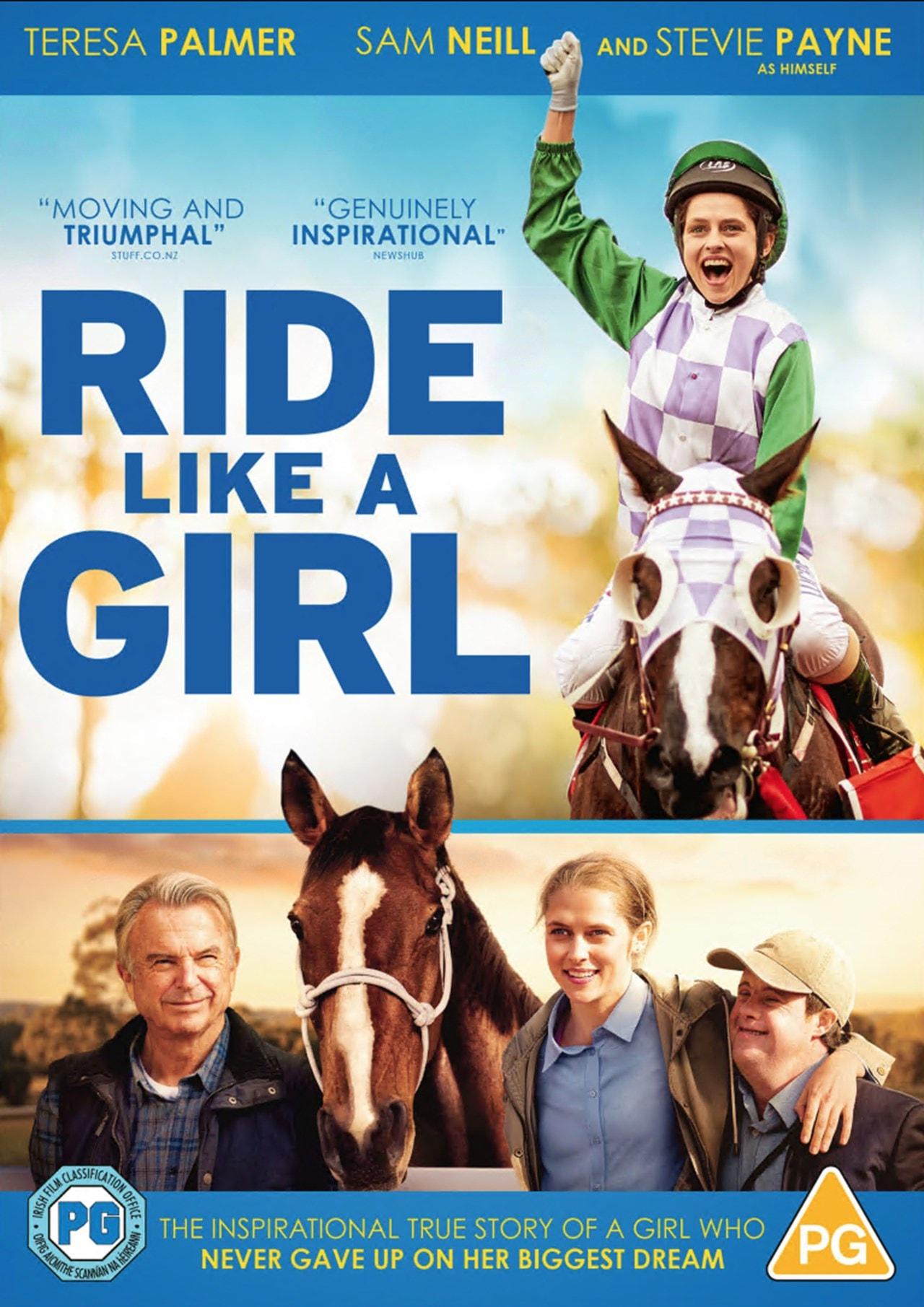 Ride Like a Girl - 1