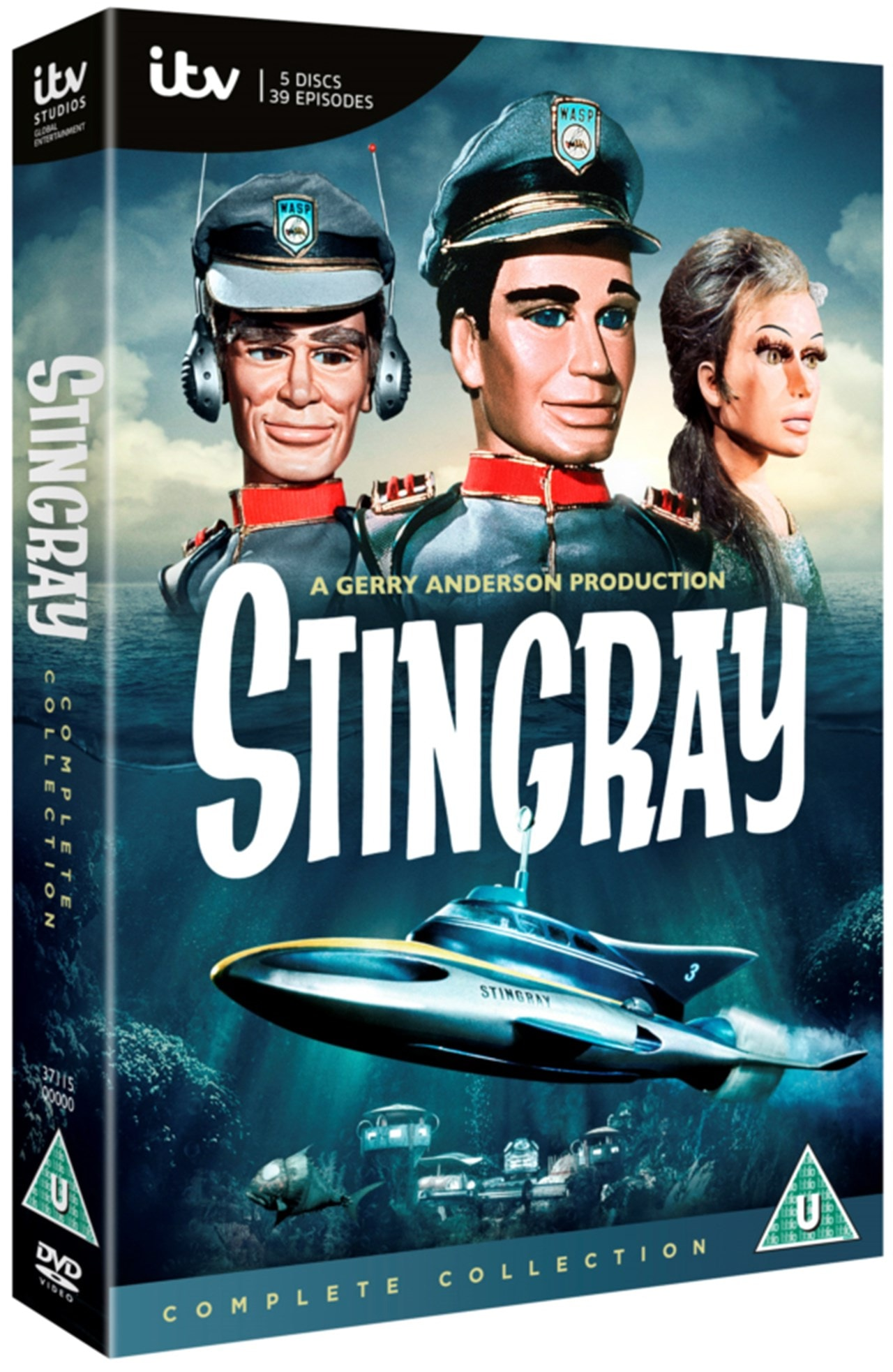 Stingray: The Complete Collection - 2