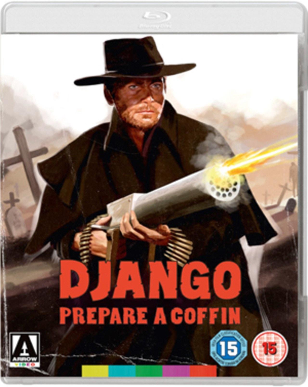 Django, Prepare a Coffin - 1