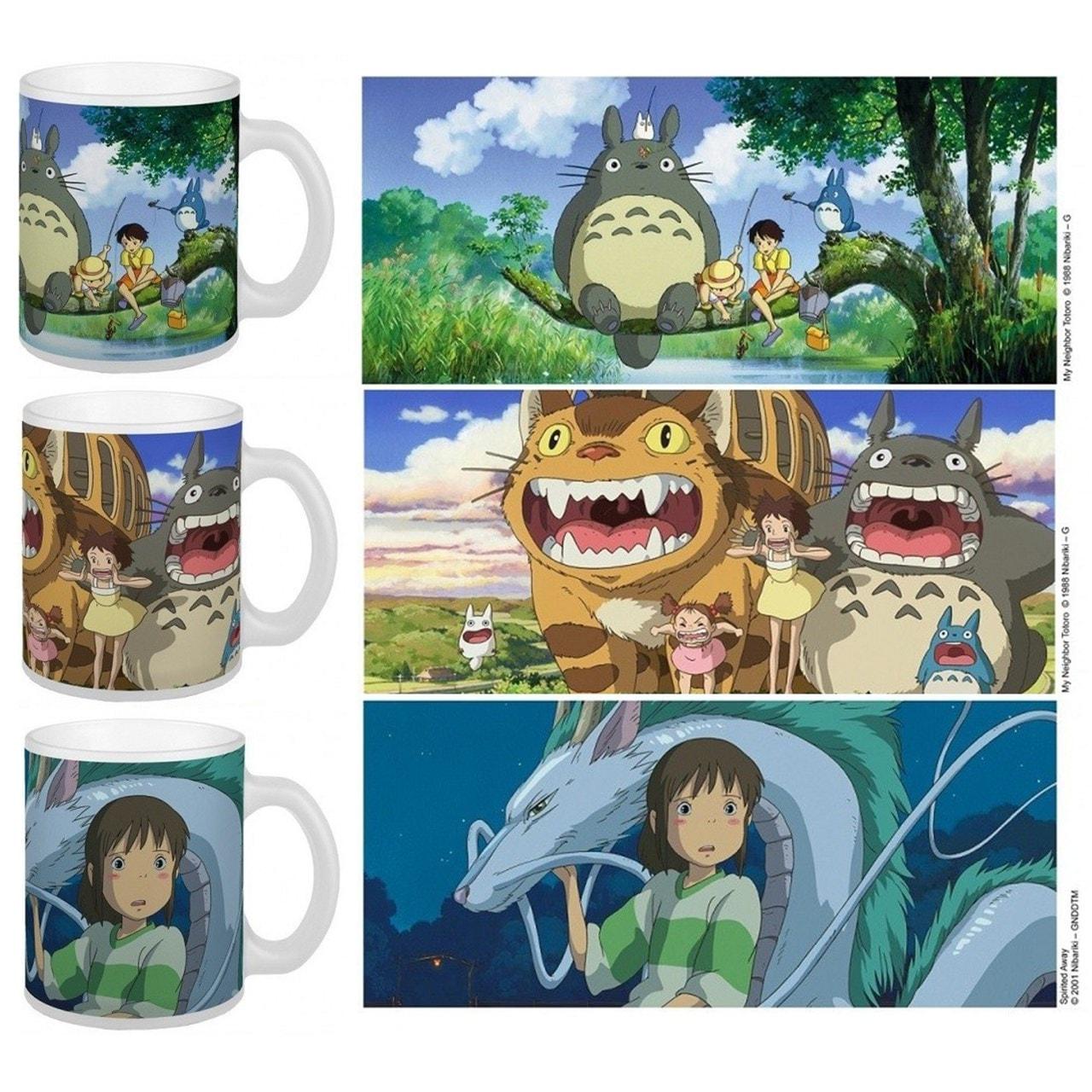 Studio Ghibli: Chihiri & Totoro Mug - 1