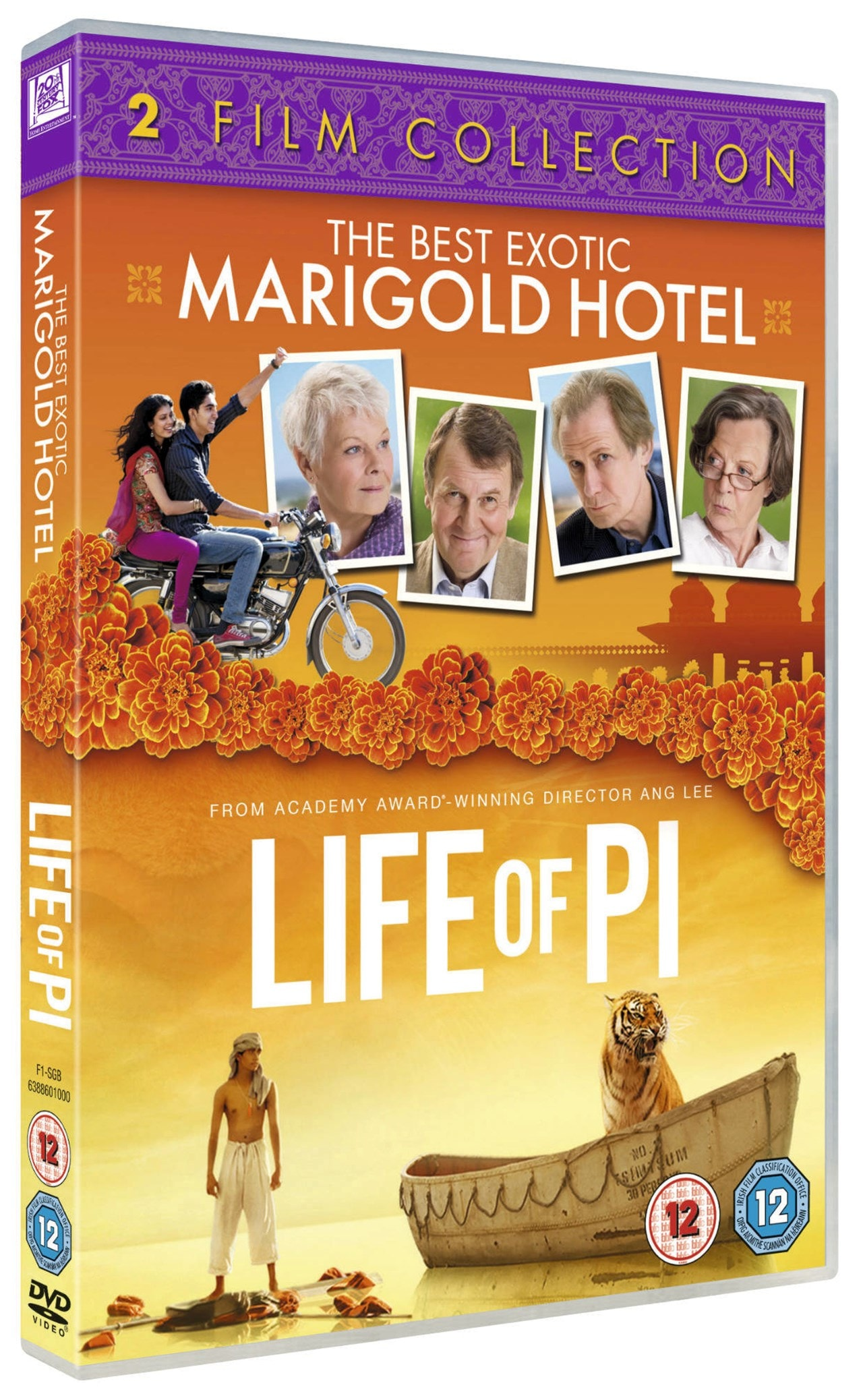 The Best Exotic Marigold Hotel/Life of Pi - 2