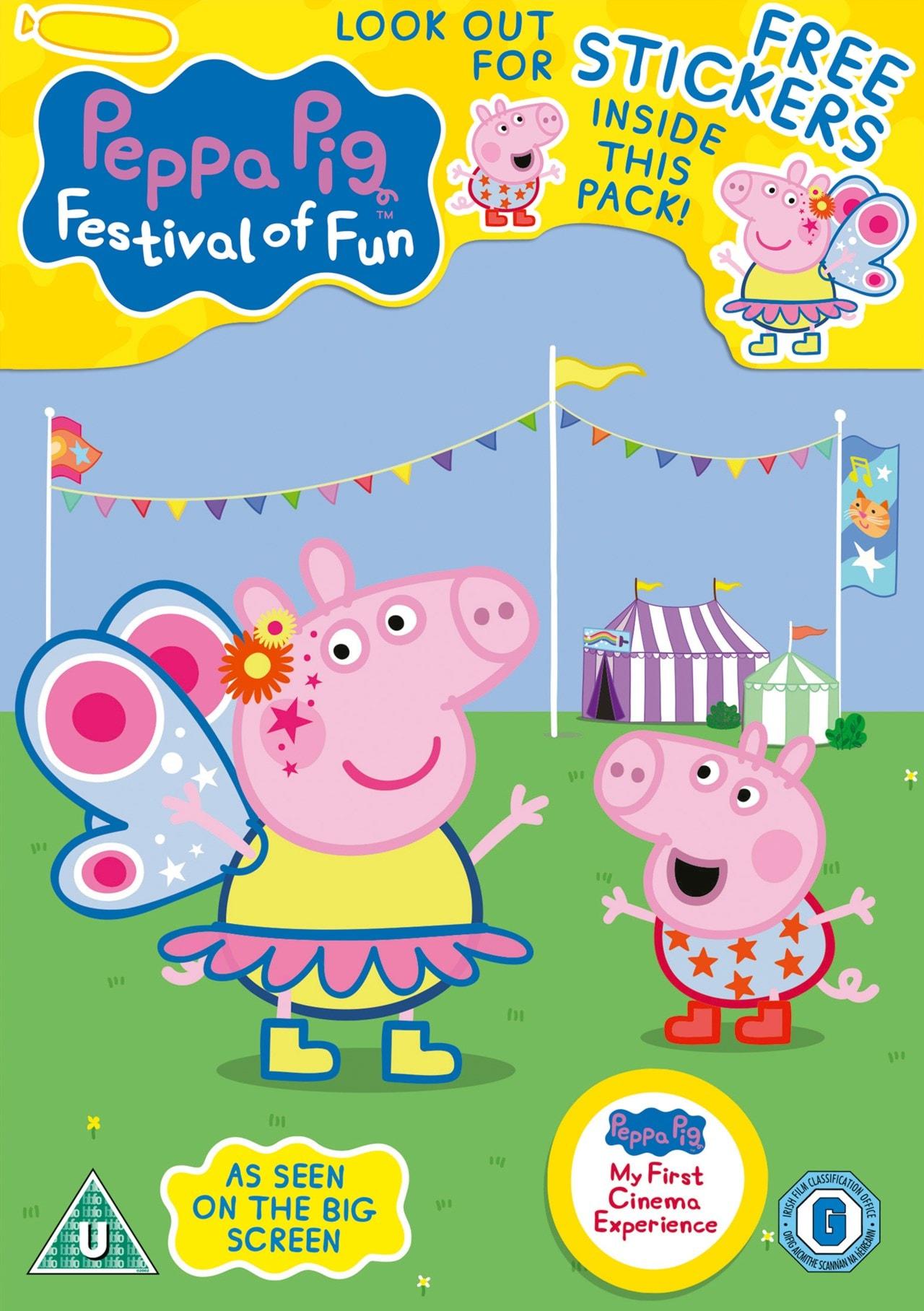 Peppa Pig: Festival of Fun - 1