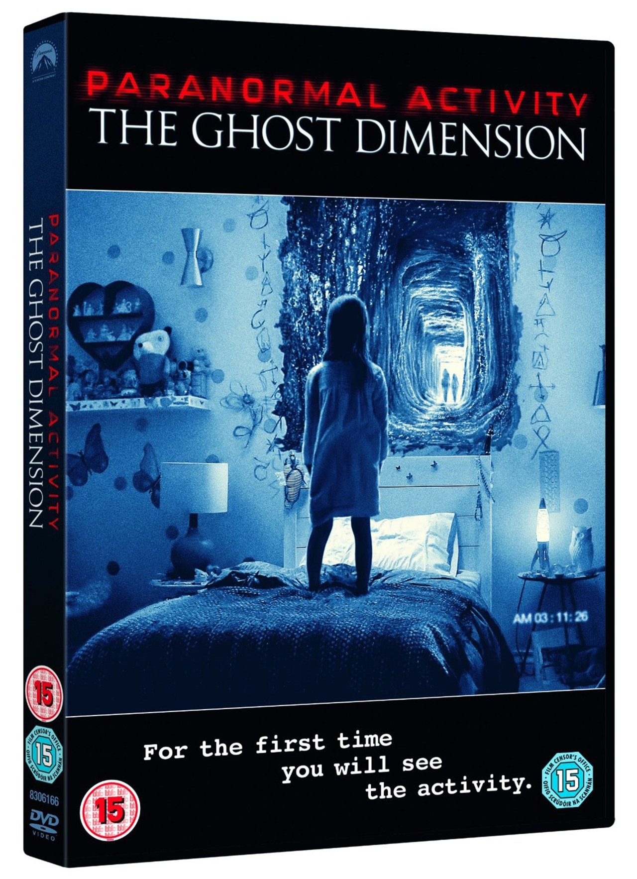 Paranormal Activity: The Ghost Dimension - 2