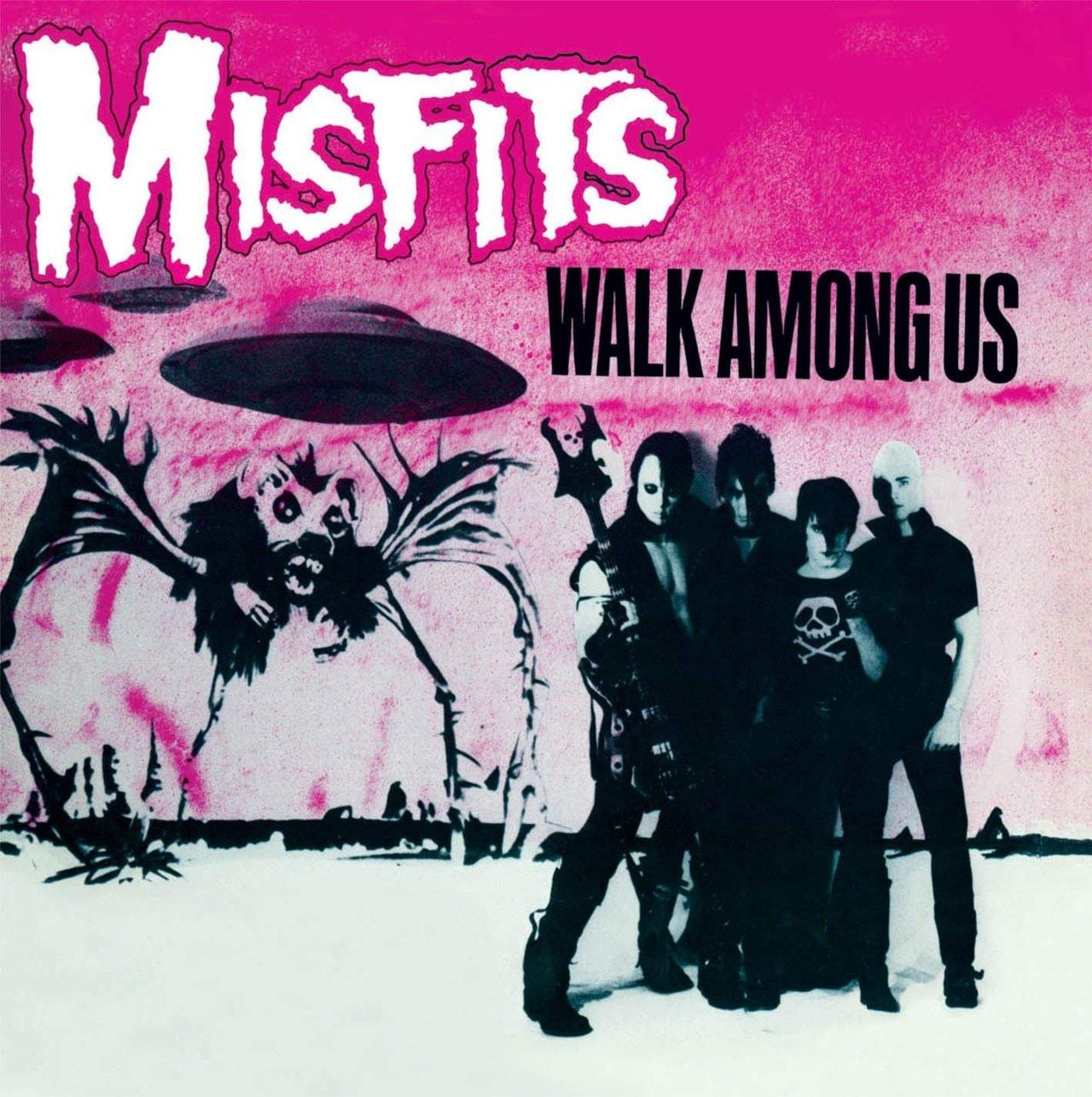 Walk Among Us - 1