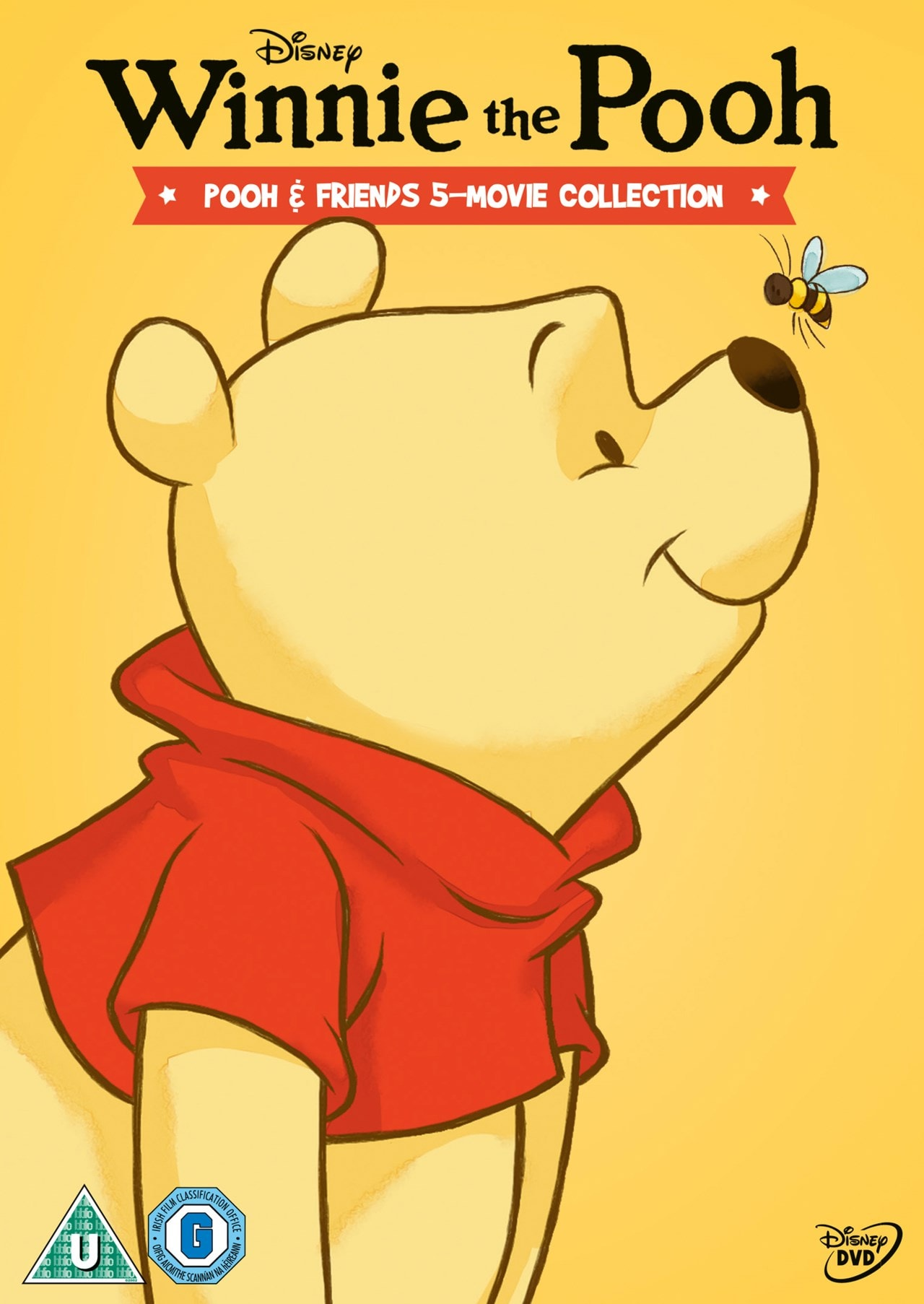 Winnie the Pooh: Pooh & Friends - 5-movie Collection - 1