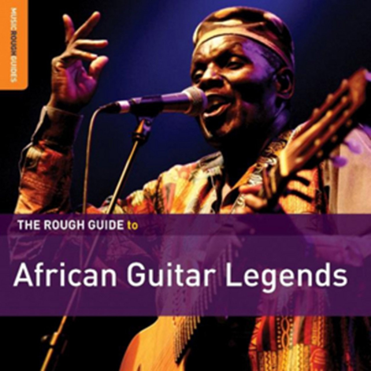 The Rough Guide to African Guitar Legends - 1