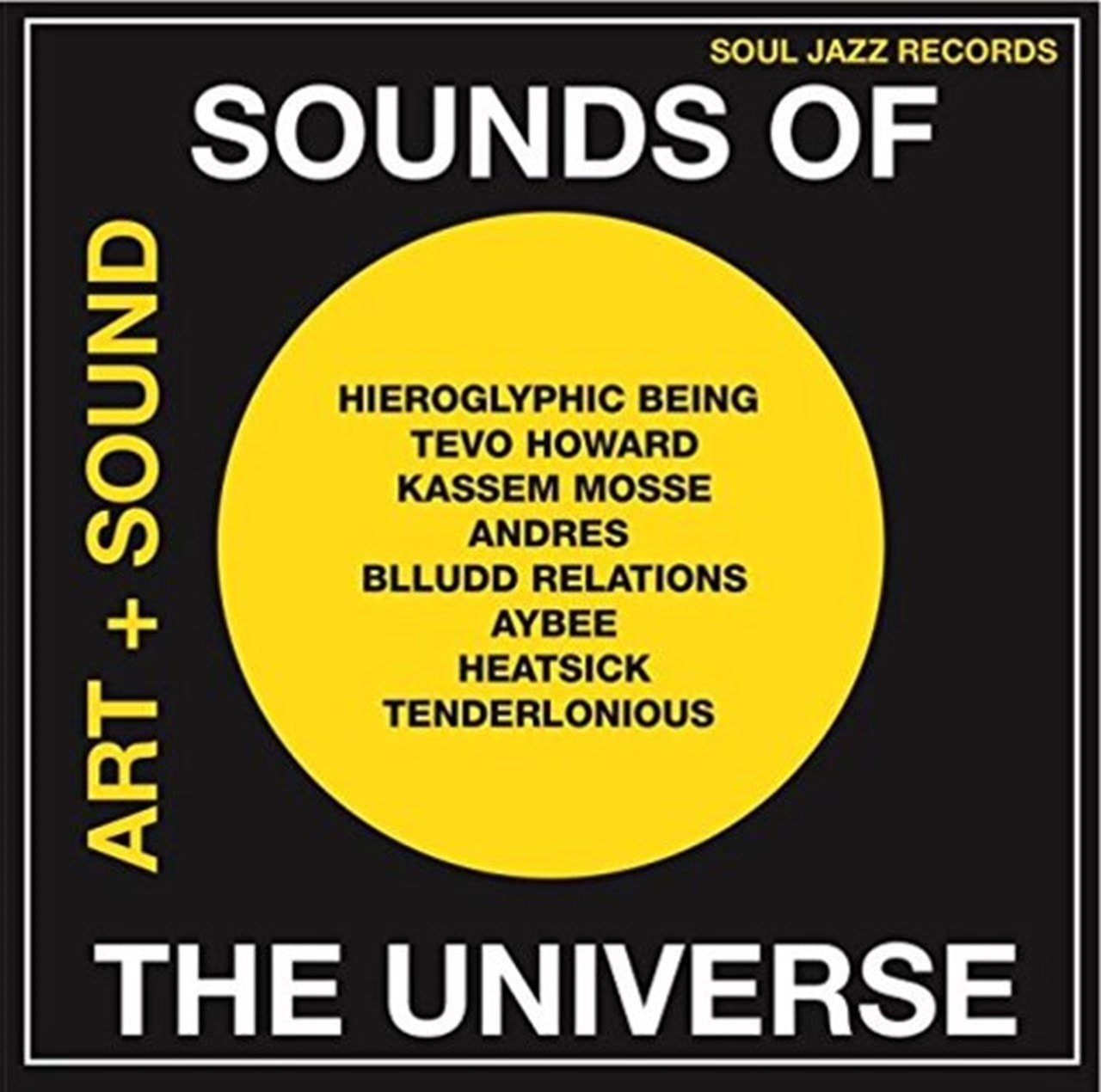Sounds of the Universe: Art + Sound  2012-15 - 1