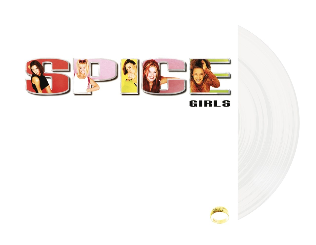 Spice - HMV Exclusive White Vinyl - 1