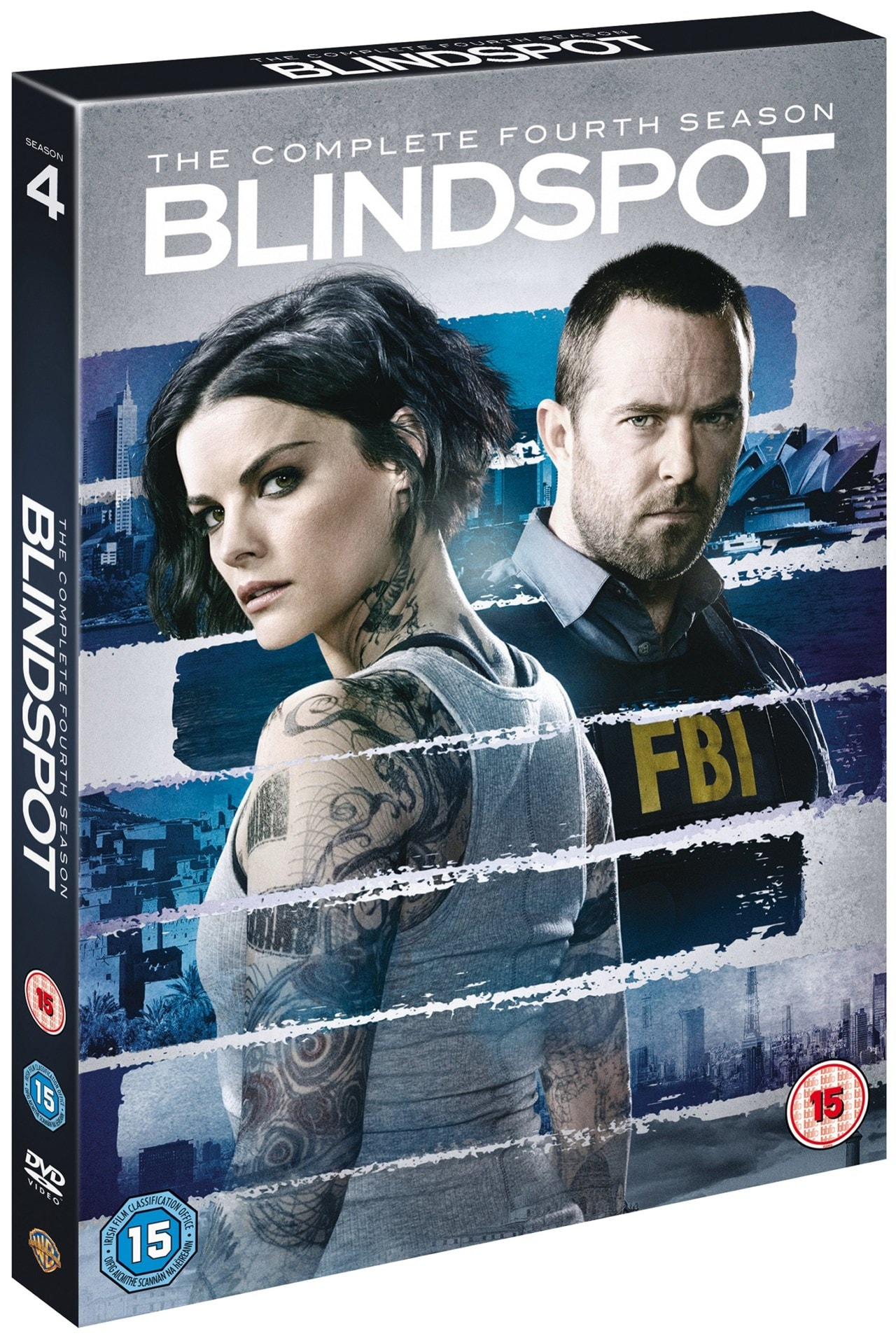 Blindspot: The Complete Fourth Season - 2