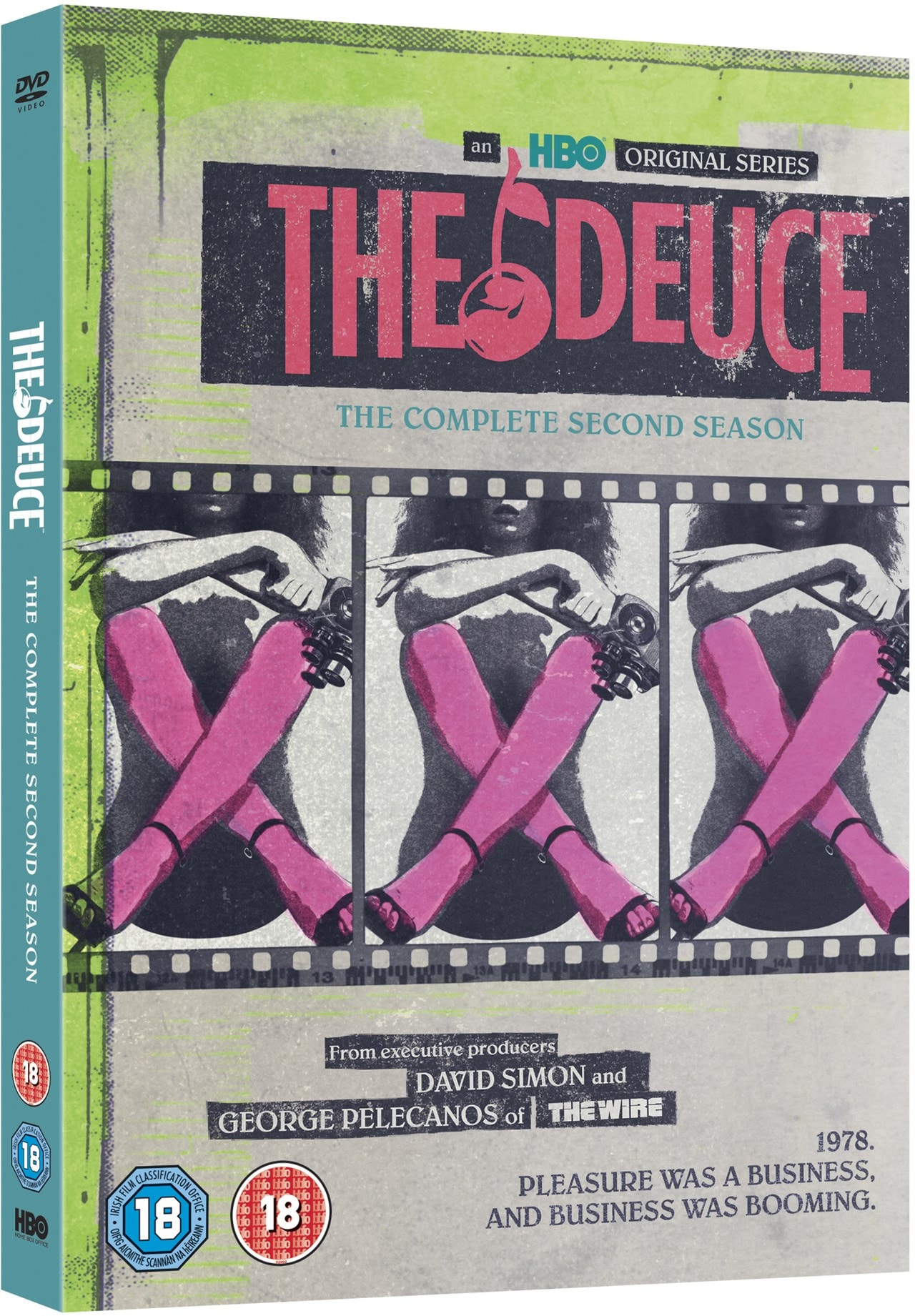 The Deuce: The Complete Second Season - 2