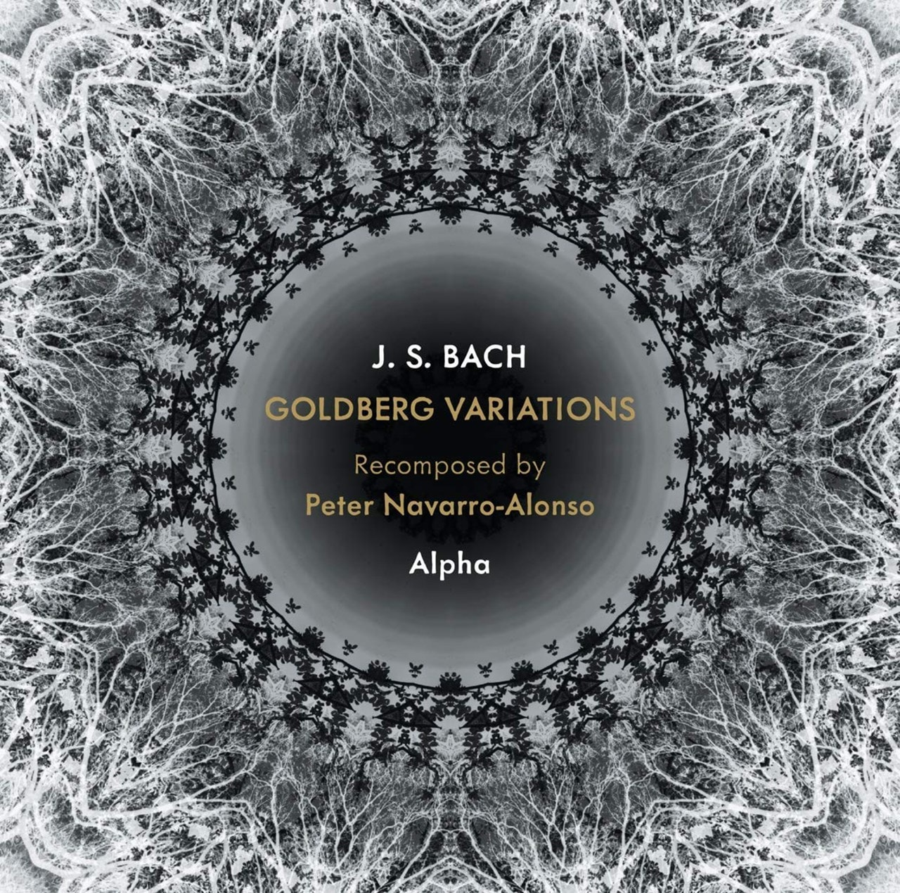 J.S. Bach: Goldberg Variations Recomposed By Peter Navarro-Alonso - 1