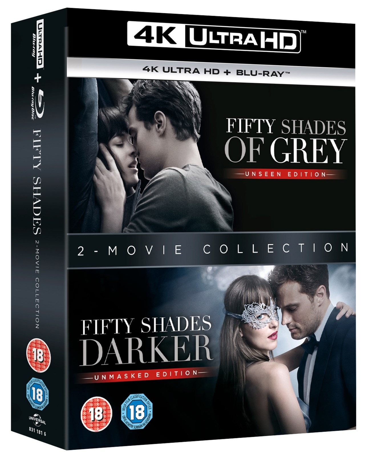 Fifty Shades: 2-movie Collection - 2