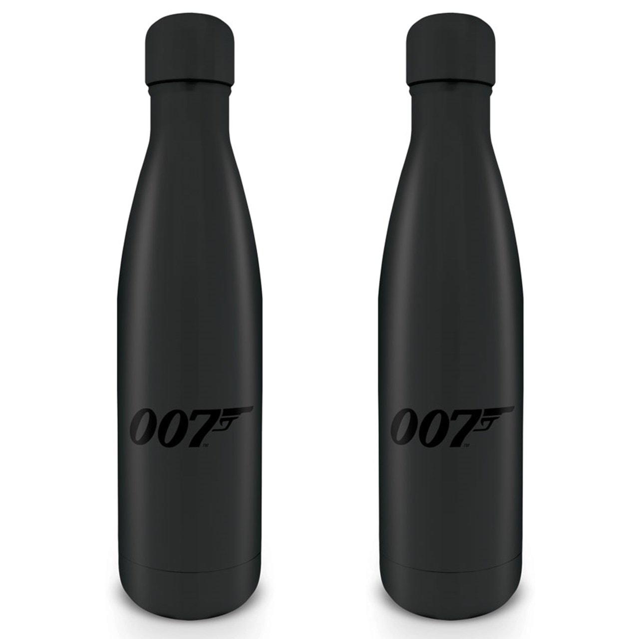 Metal Drink Bottle James Bond: 007 - 1