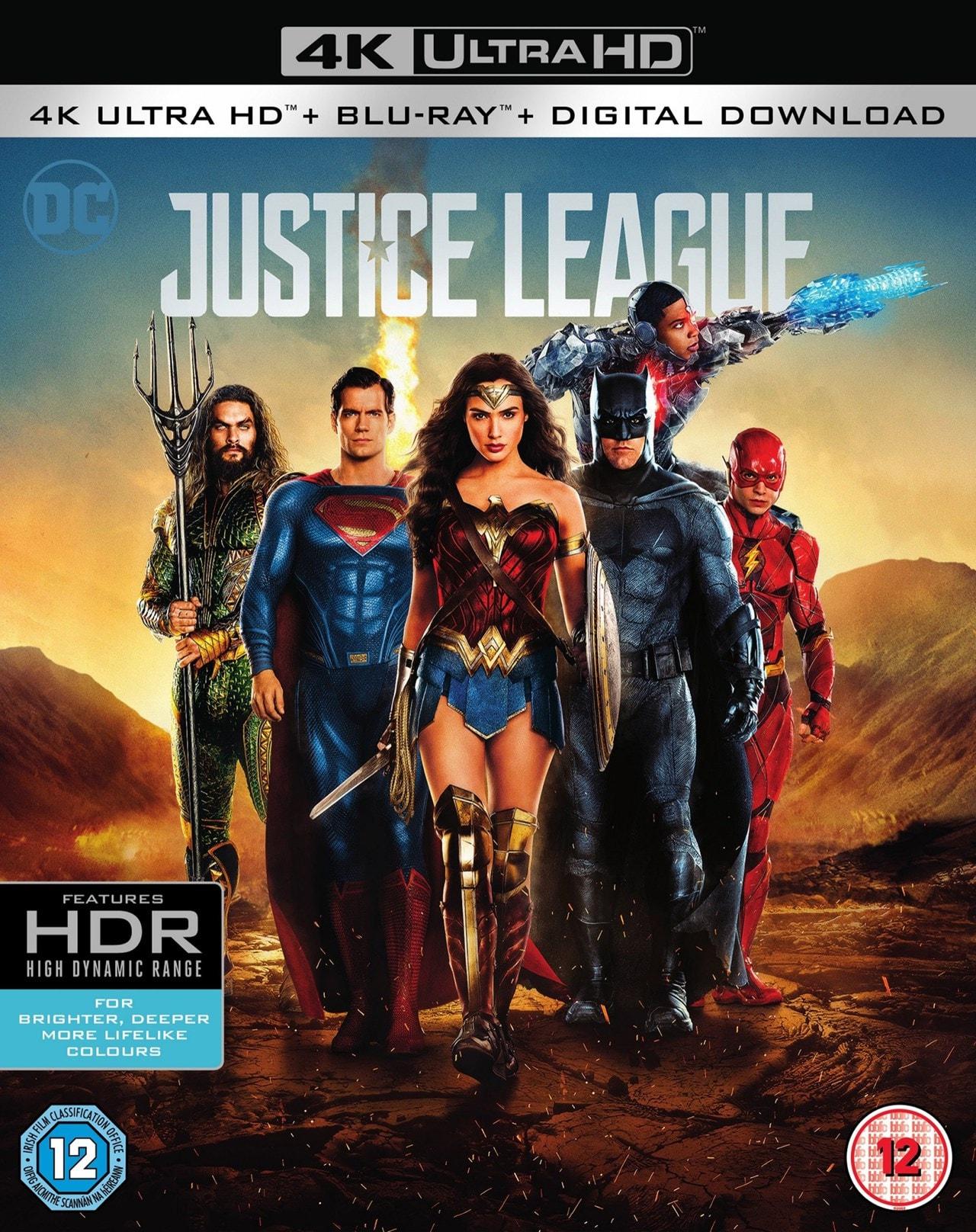 Justice League - 1
