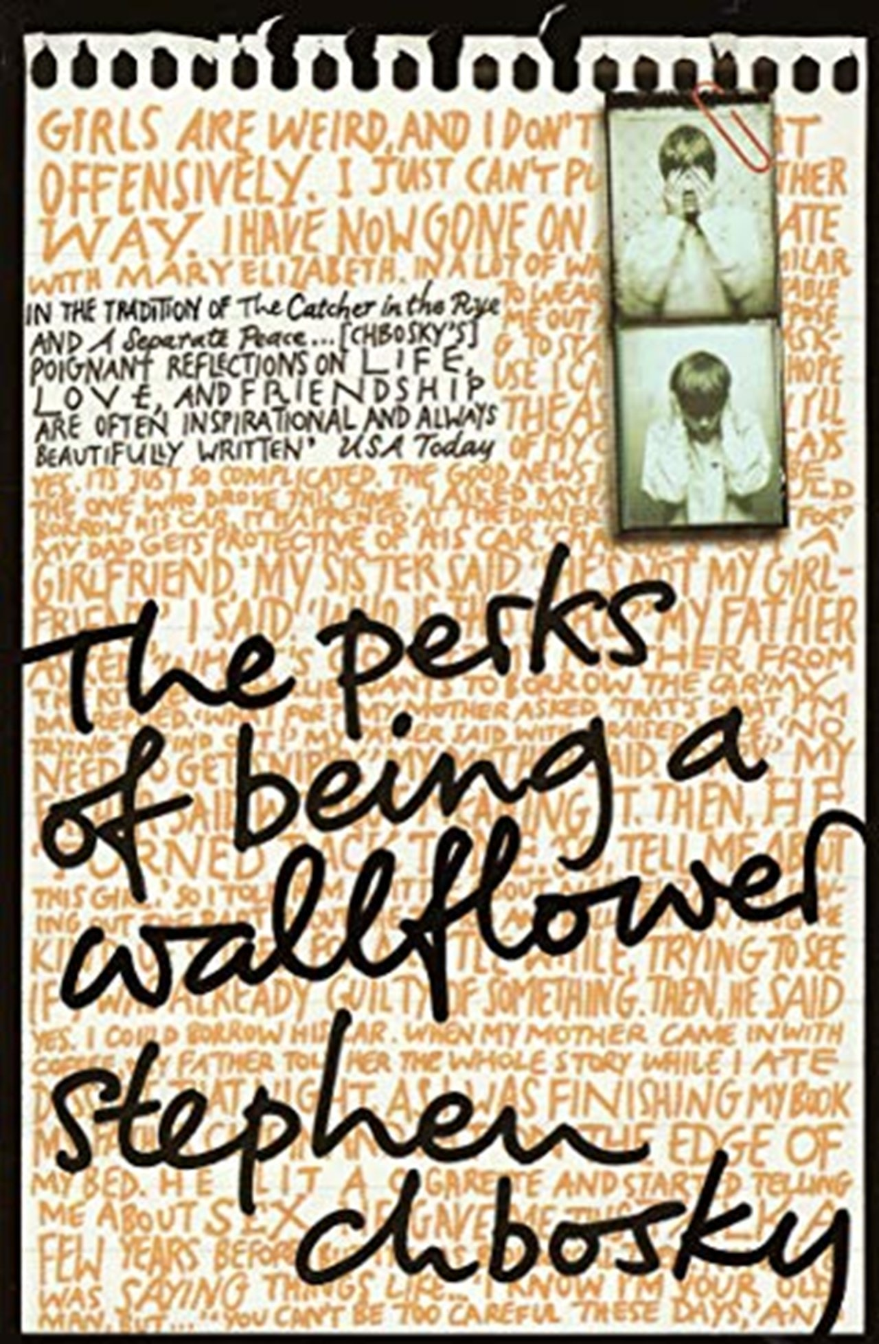 The Perks Of Being A Wallflower - 1