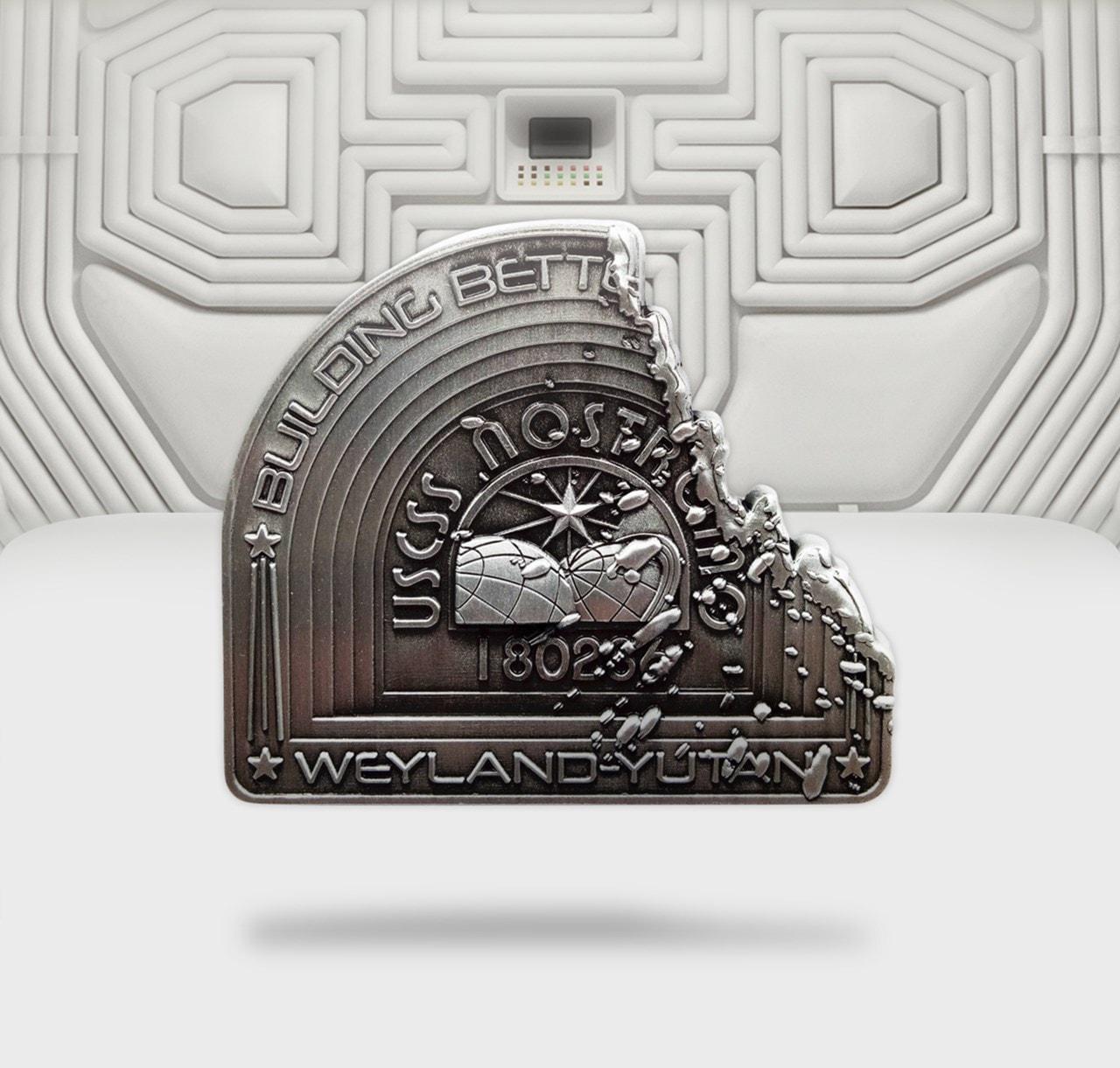Alien: Nostromo Metal Badge (online only) - 3