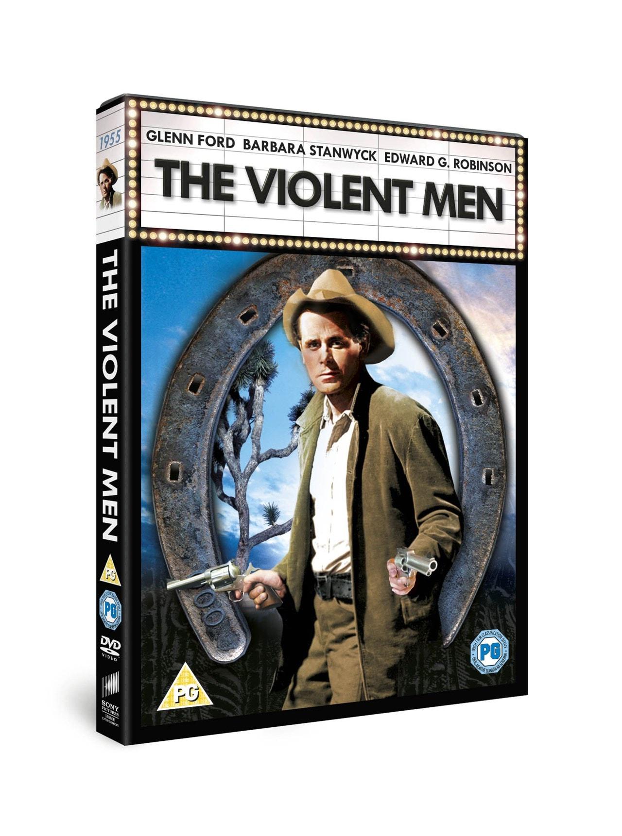 The Violent Men - 3
