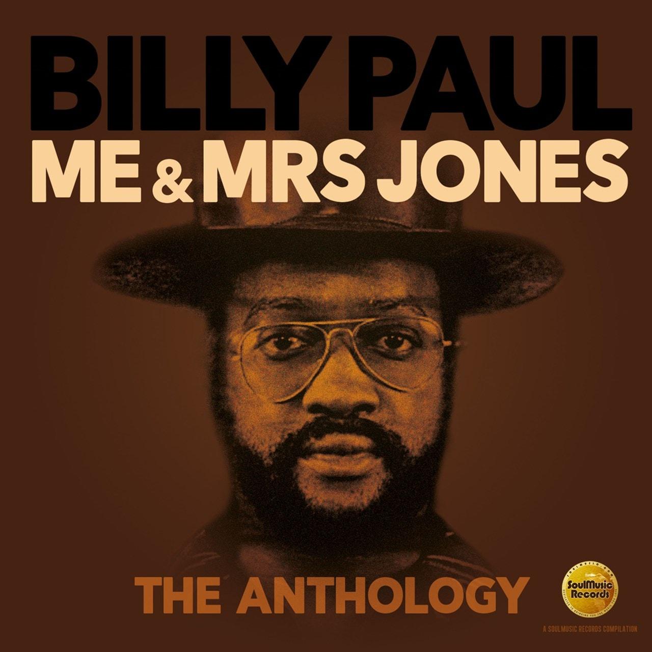 Me & Mrs Jones: The Anthology - 1
