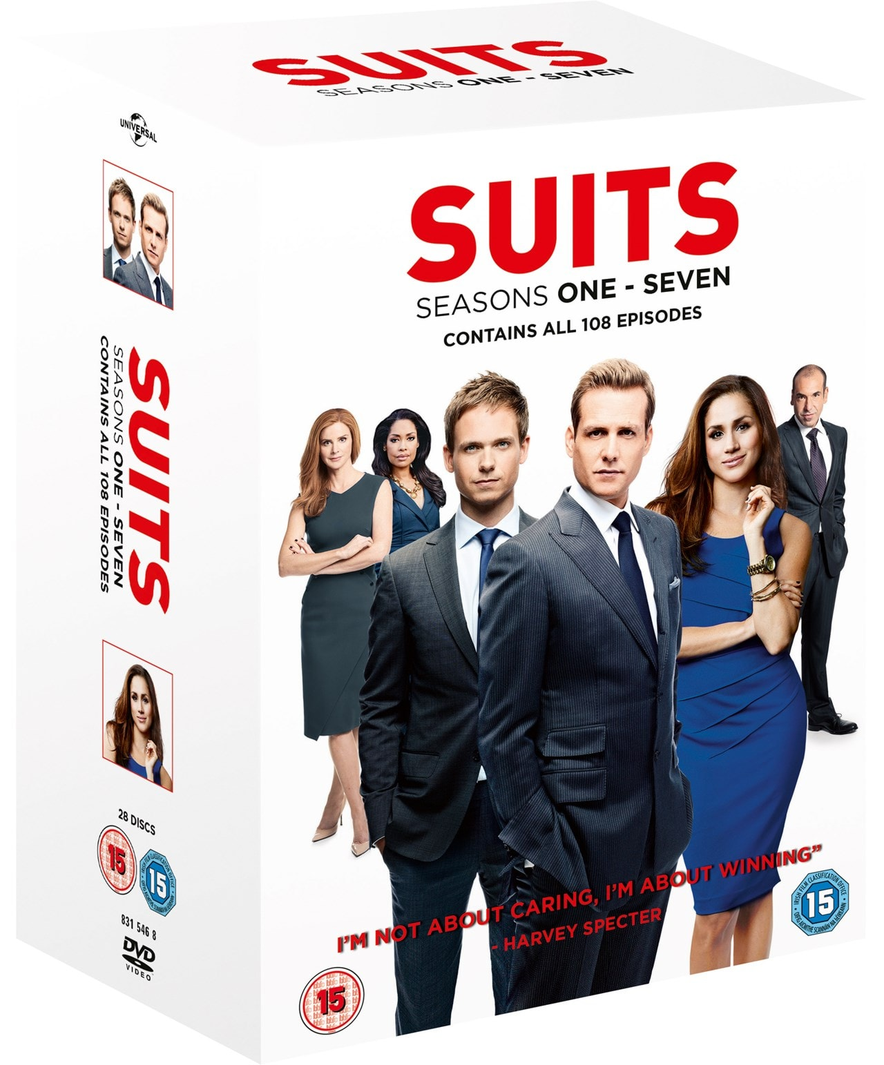 Suits: Seasons One - Seven - 2