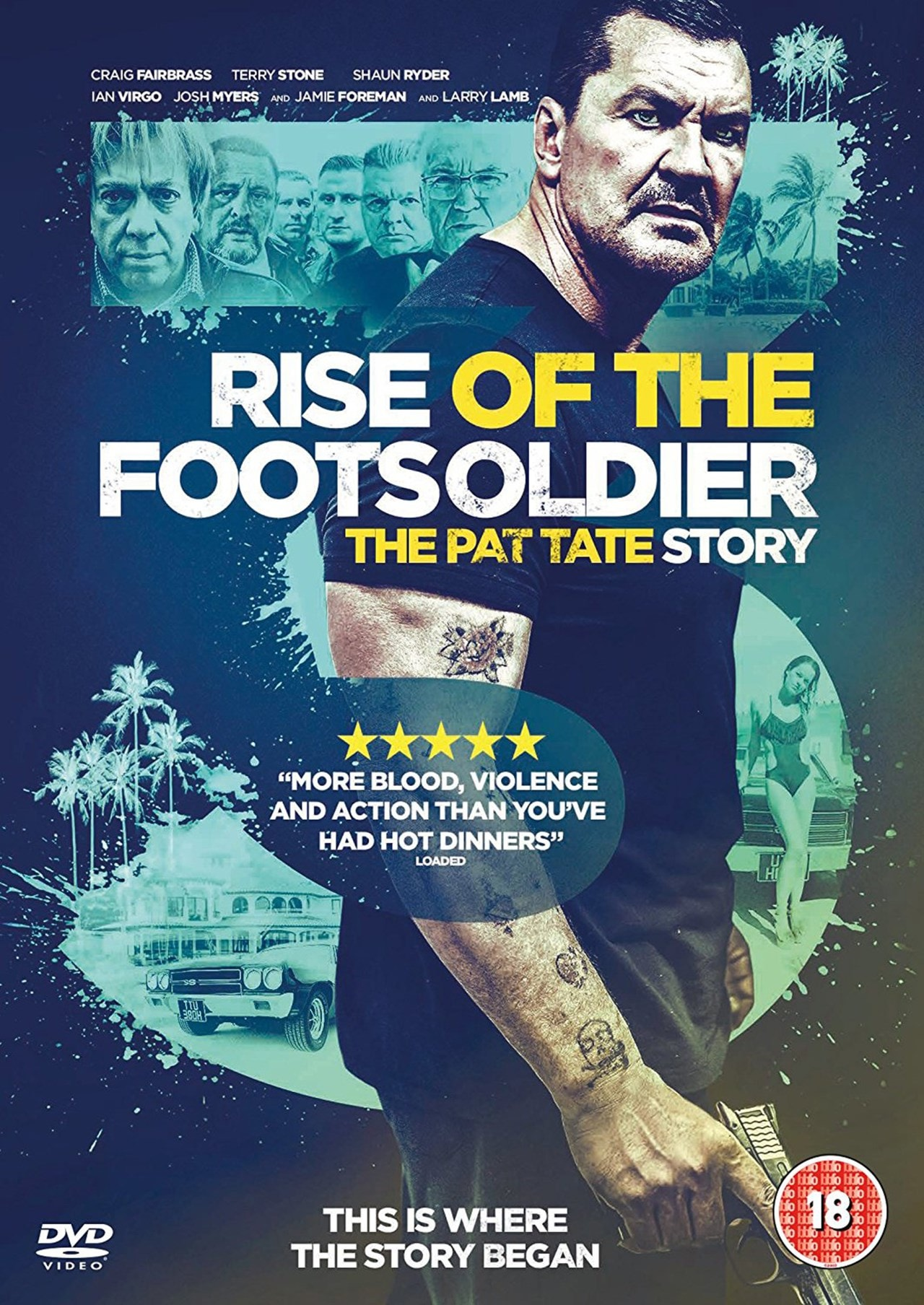 Rise of the Footsoldier 3 - The Pat Tate Story - 1