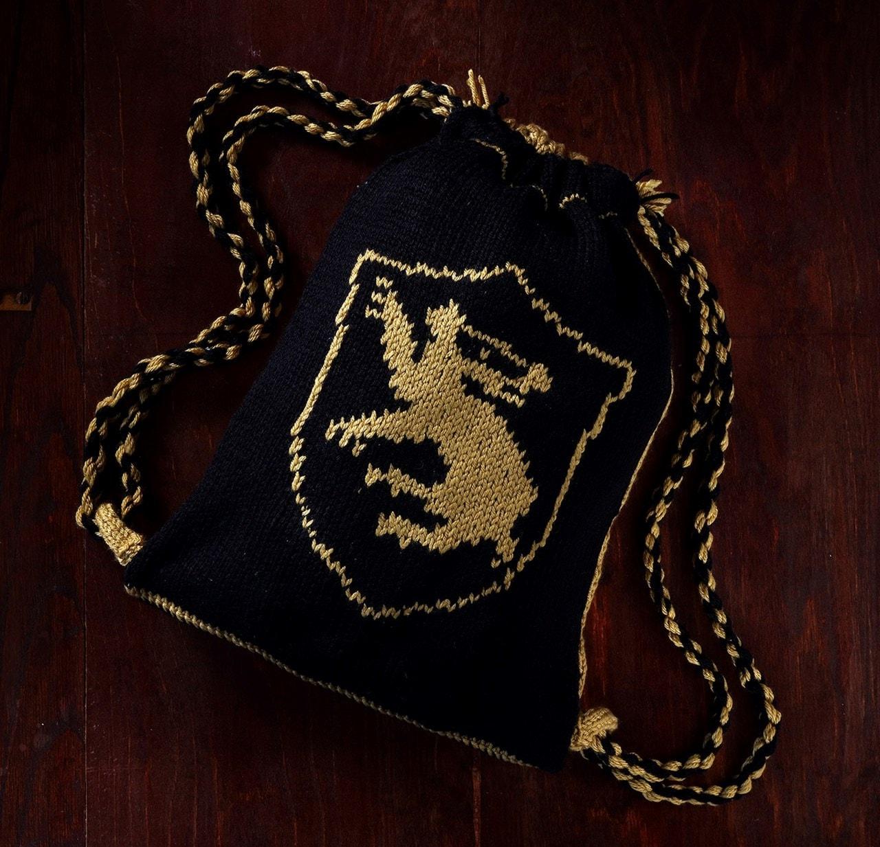 Hufflepuff House Kit Bag: Harry Potter Knit Kit - 3