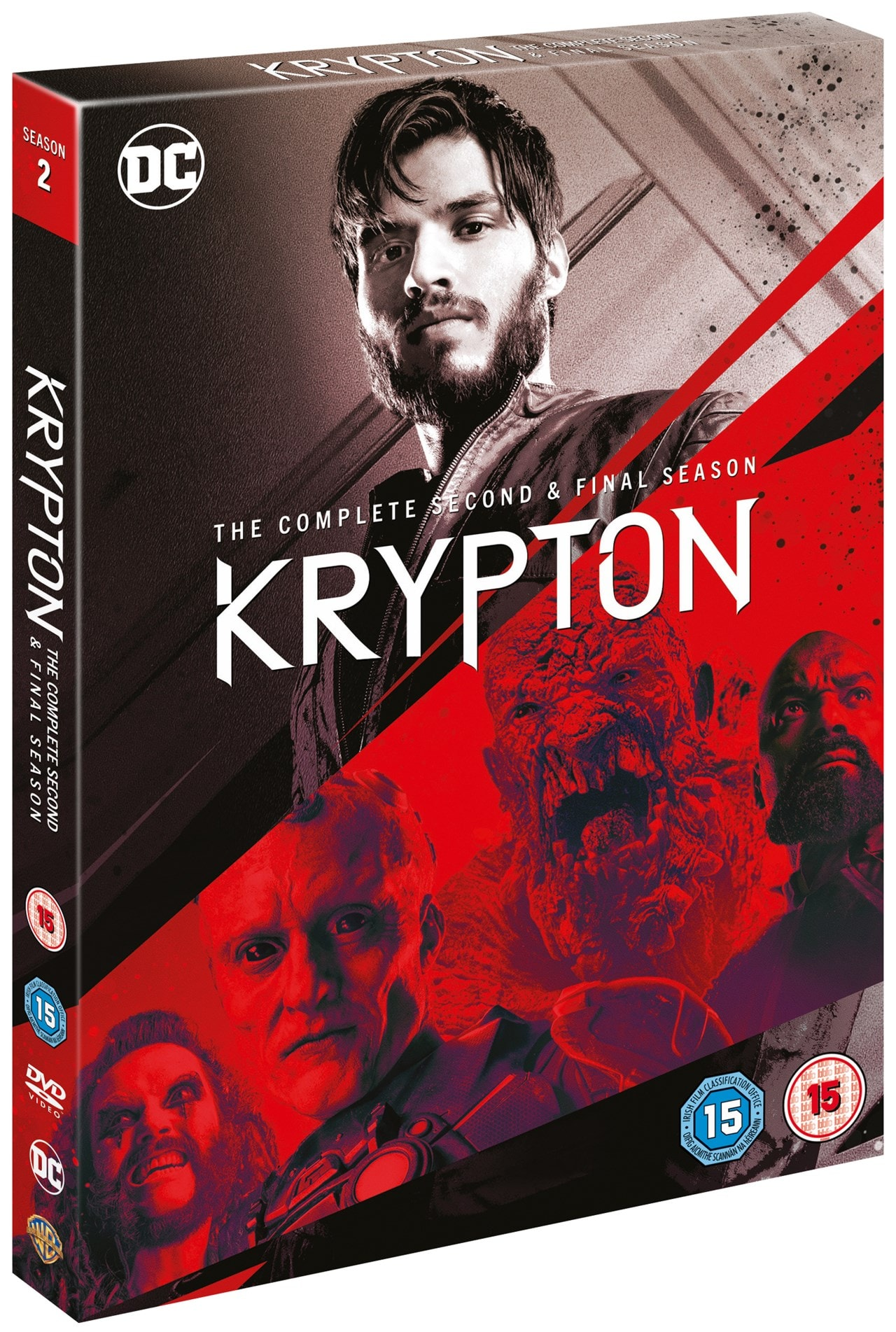 Krypton: The Complete Second & Final Season - 2