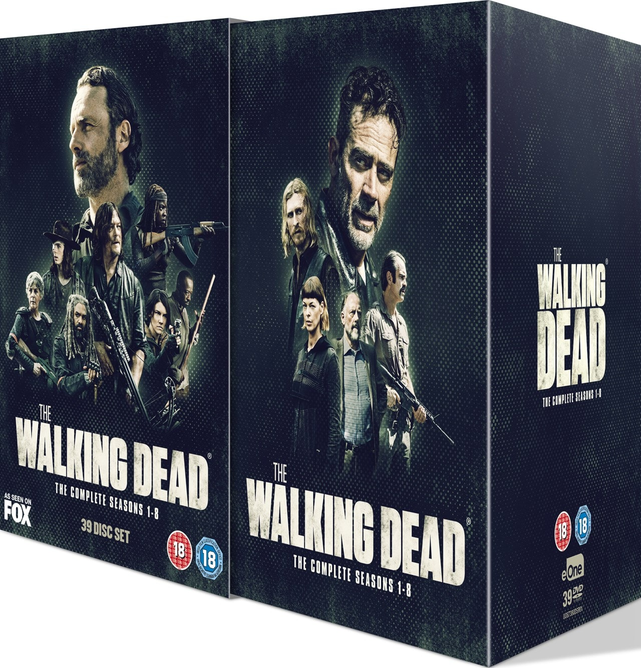 The Walking Dead: The Complete Seasons 1-8 - 3