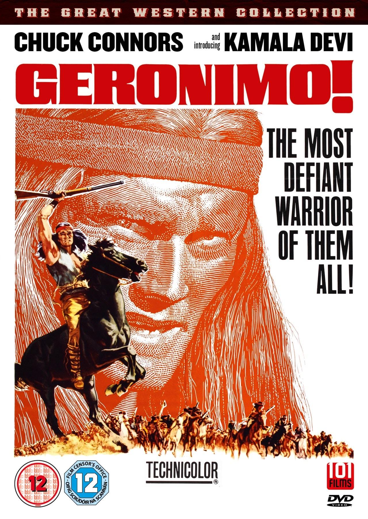 Geronimo - 1
