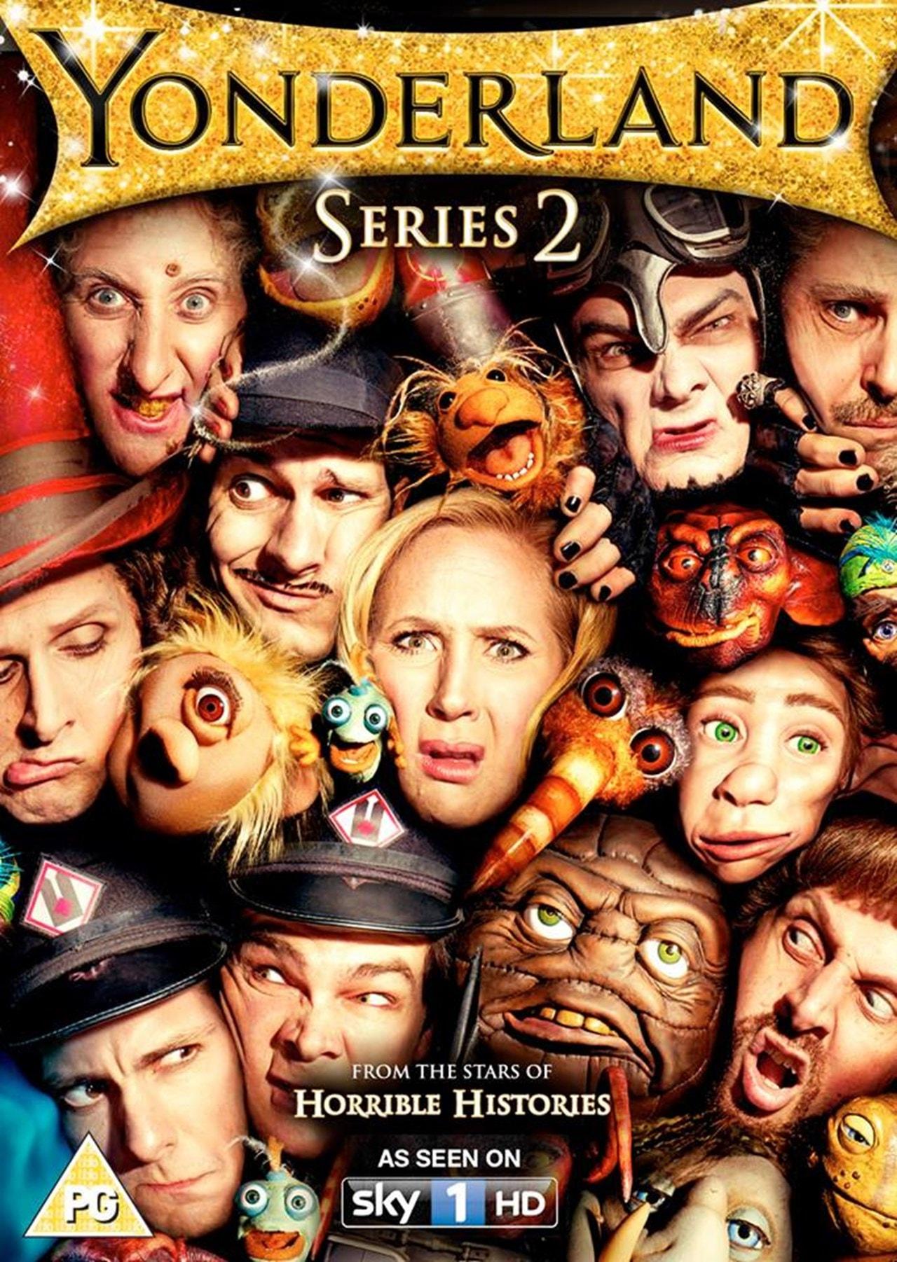 Yonderland: Series 2 - 1