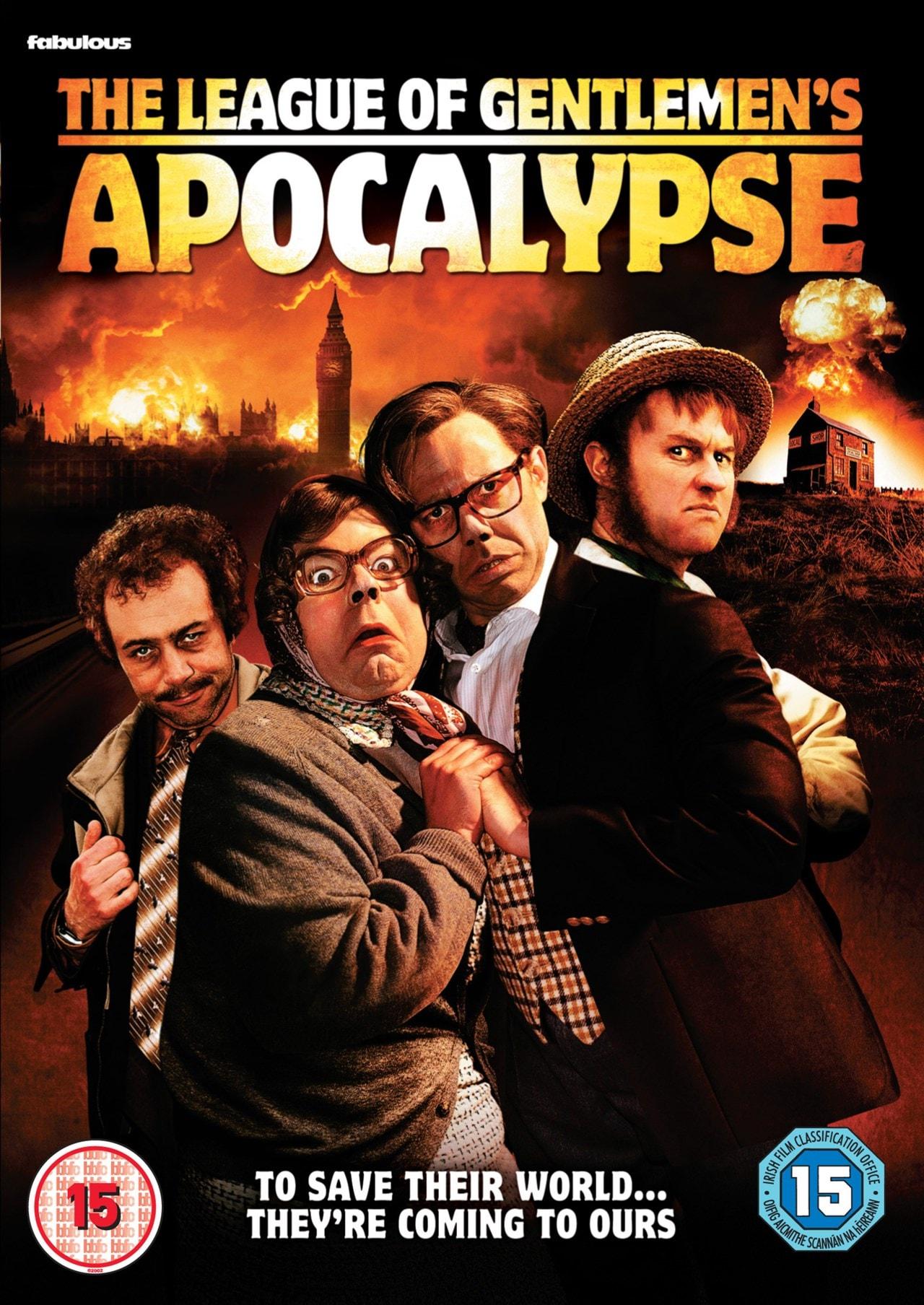 The League of Gentlemen's Apocalypse - 1