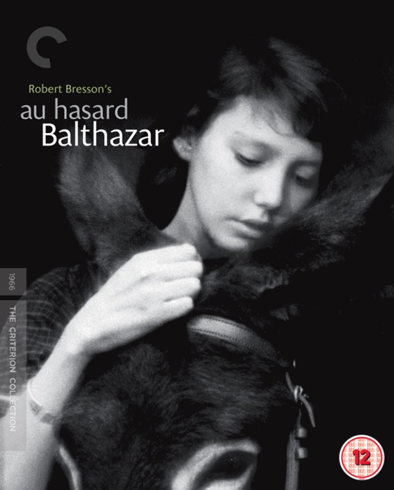 Au Hasard Balthazar - The Criterion Collection - 1